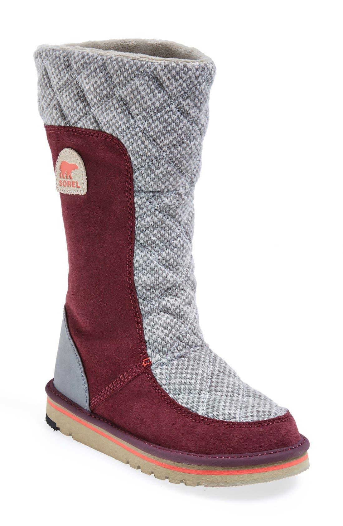 Alternate Image 1 Selected - SOREL 'Campus' Water Resistant Tall Boot (Women)