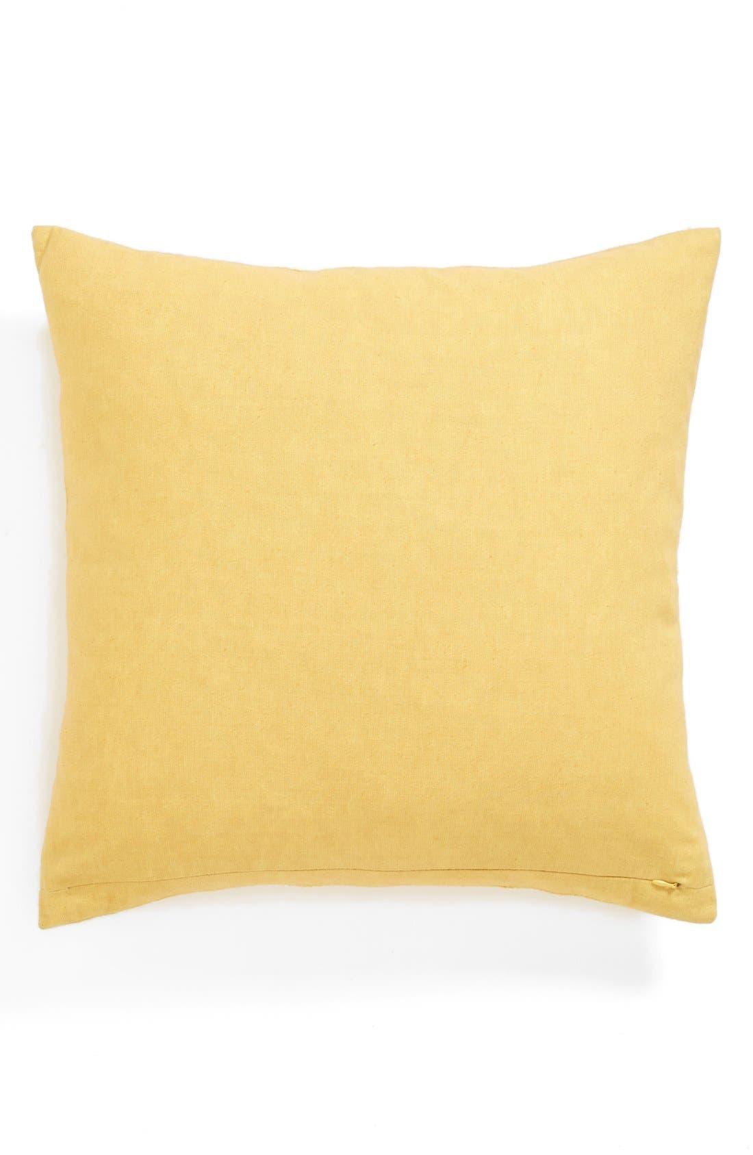 Alternate Image 2  - Nordstrom at Home Beaded Lantern Pillow