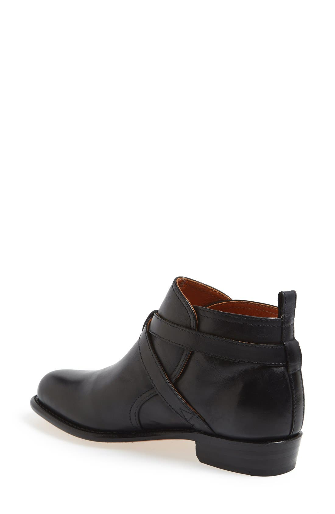 Alternate Image 2  - Frye 'Dorado' Leather Ankle Boot (Women)