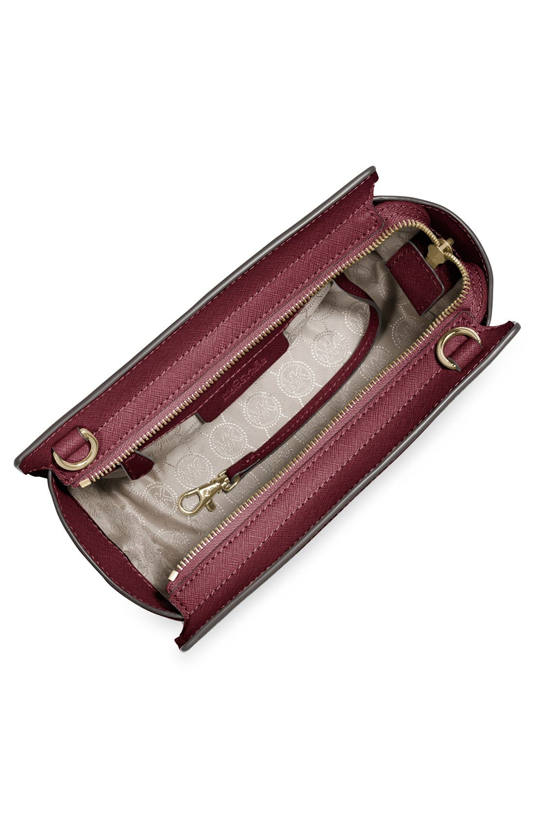 Alternate Image 2  - MICHAEL Michael Kors 'Medium Selma' Saffiano Leather Crossbody Bag