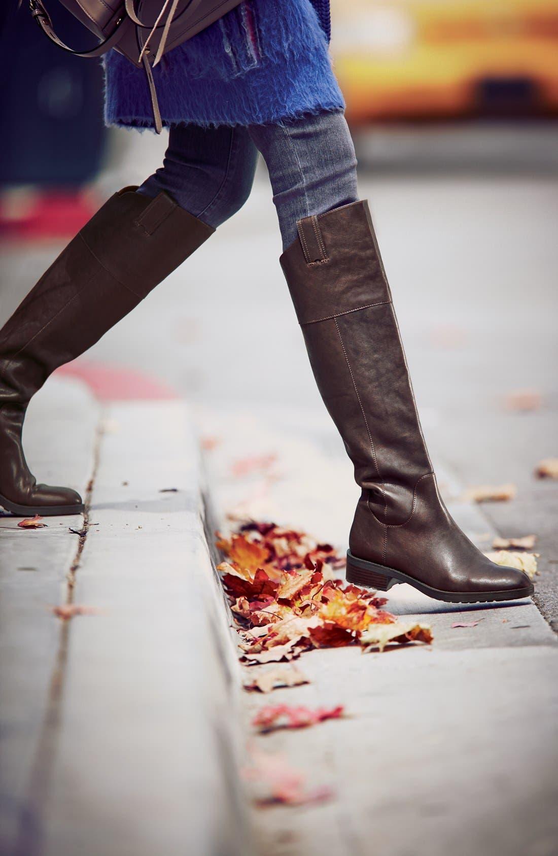 Alternate Image 5  - Enzo Angiolini 'Holdyn' Over the Knee Boot (Women)