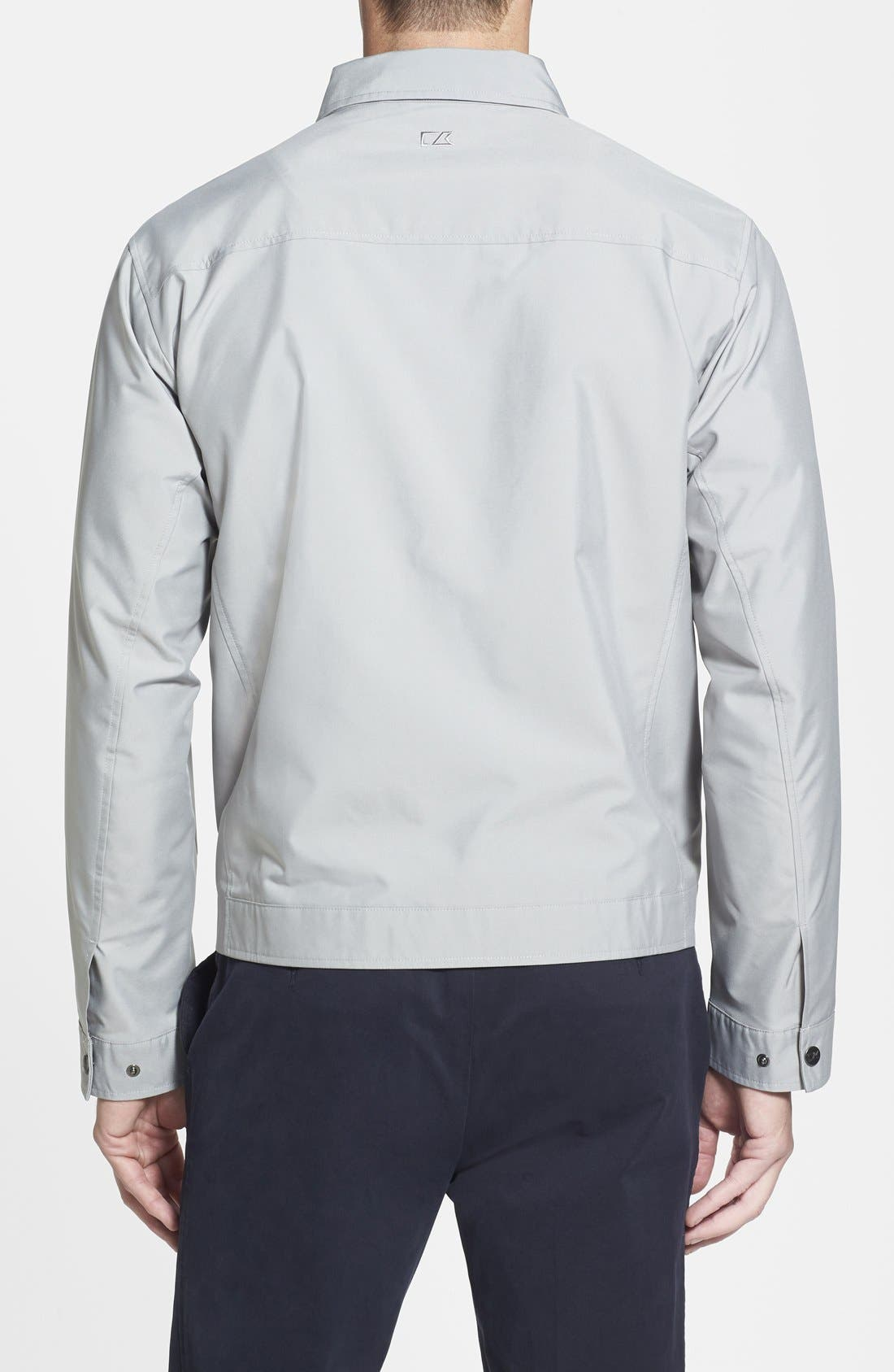 Alternate Image 2  - Cutter & Buck 'WeatherTec Mason' Wind & Water Resistant Jacket