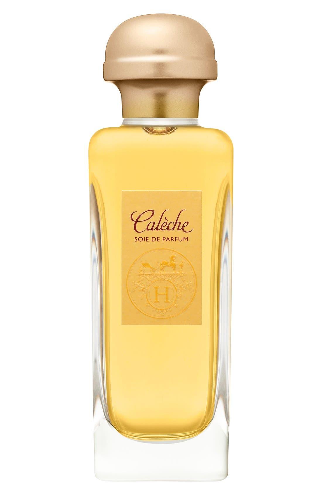 Hermès Calèche - Soie de parfum