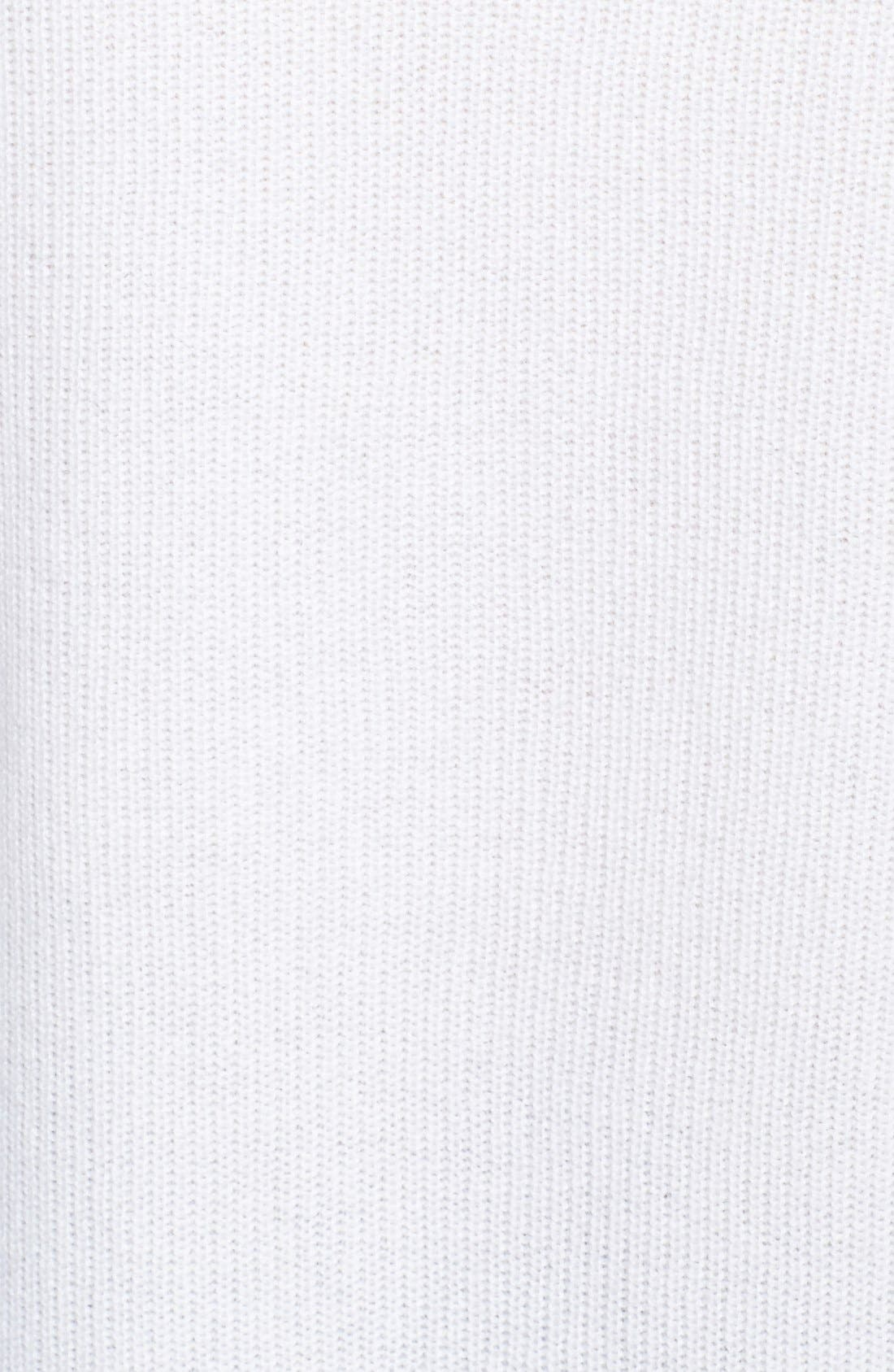Alternate Image 3  - rag & bone 'Talia' V-Neck Cashmere Sweater