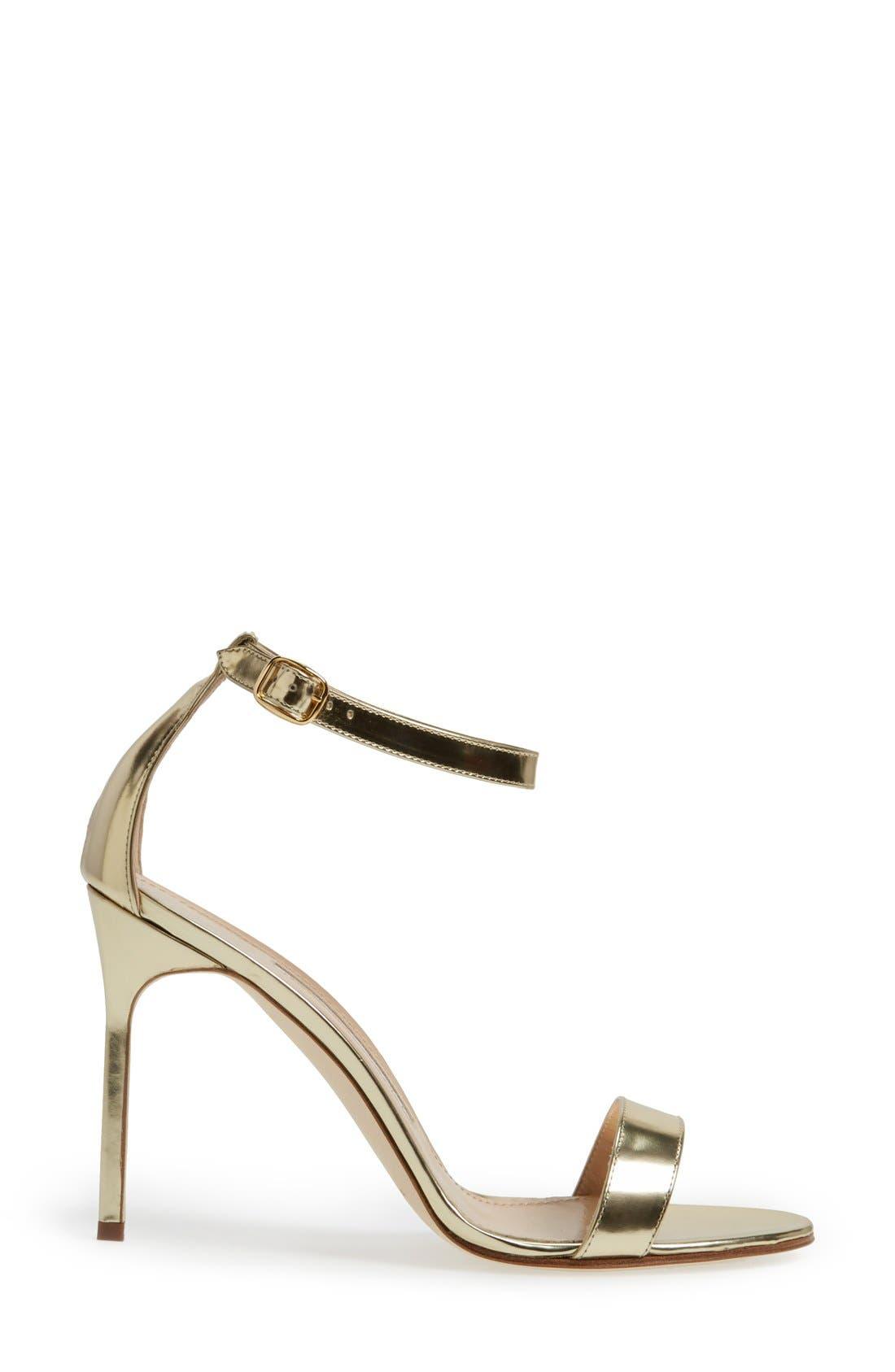 Alternate Image 4  - Manolo Blahnik 'Chaos Cuff' Sandal (Women)