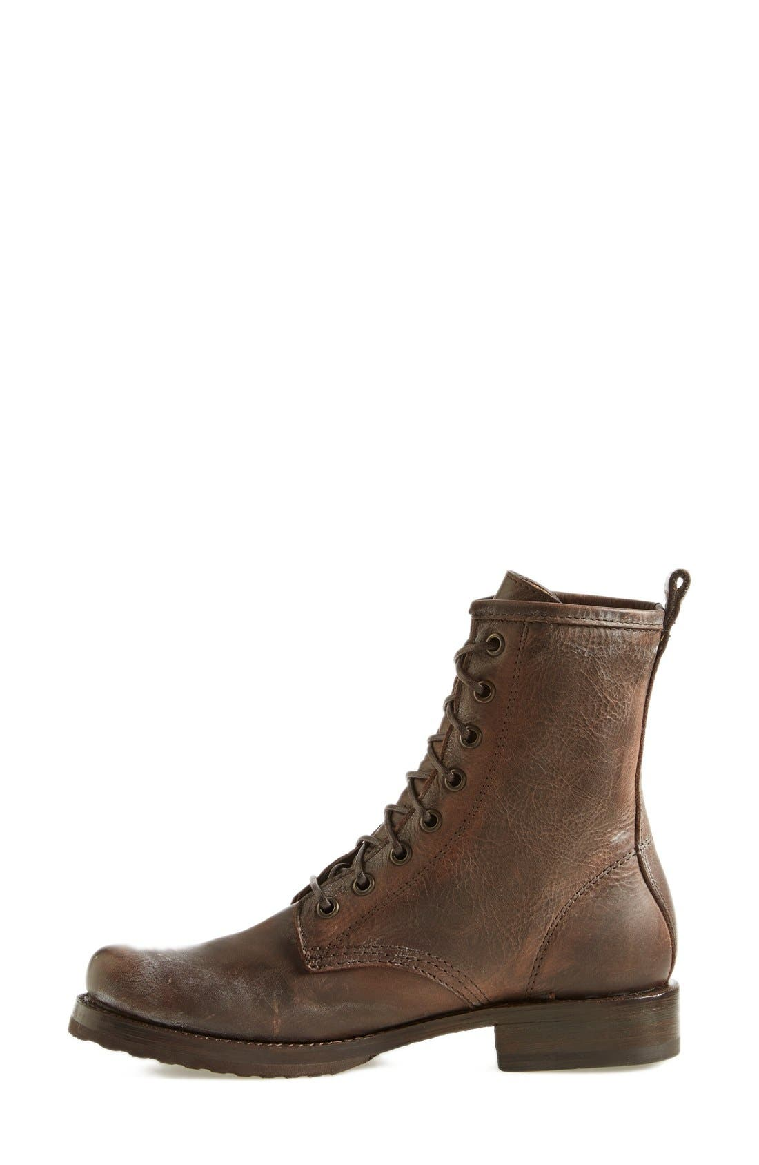 Alternate Image 3  - Frye 'Veronica Combat' Boot (Women)