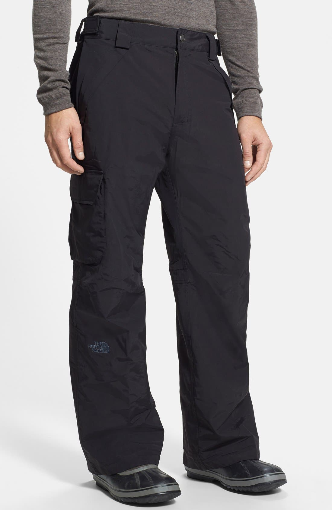 Alternate Image 1 Selected - The North Face 'Seymore' Ski Pants