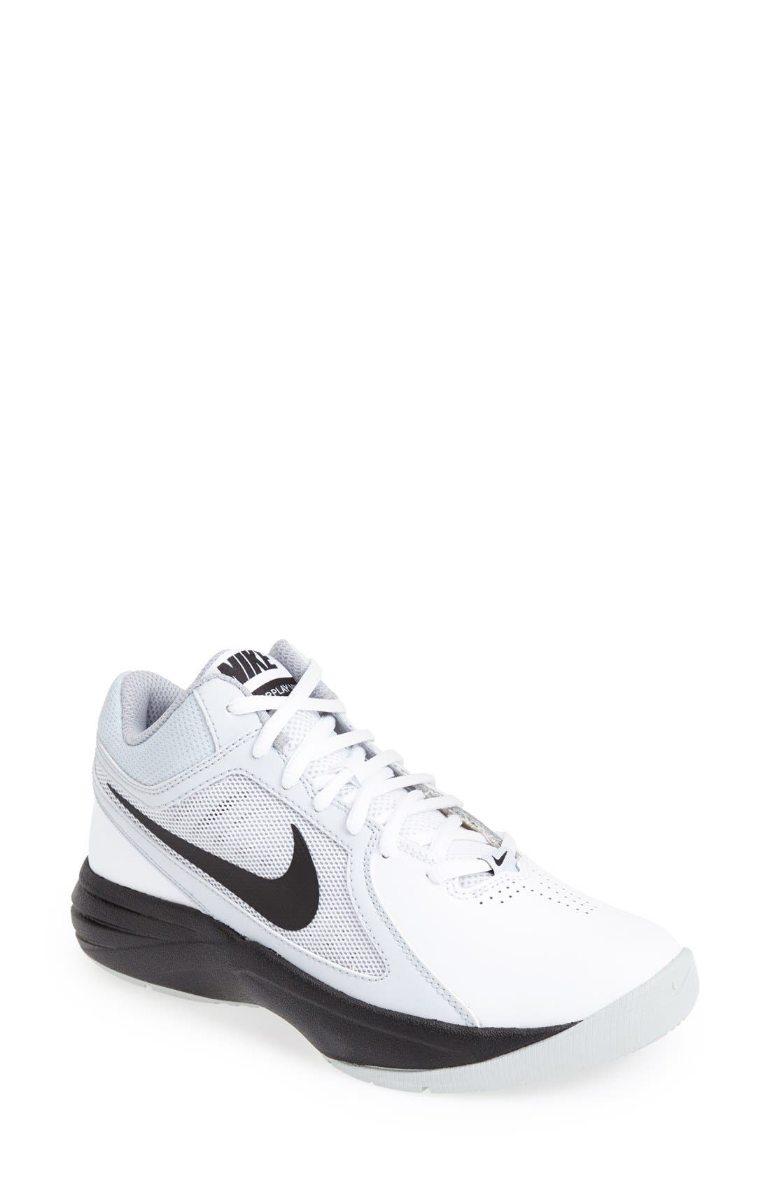 Alternate Image 1 Selected - Nike 'Overplay VIII' Basketball Shoe (Women)