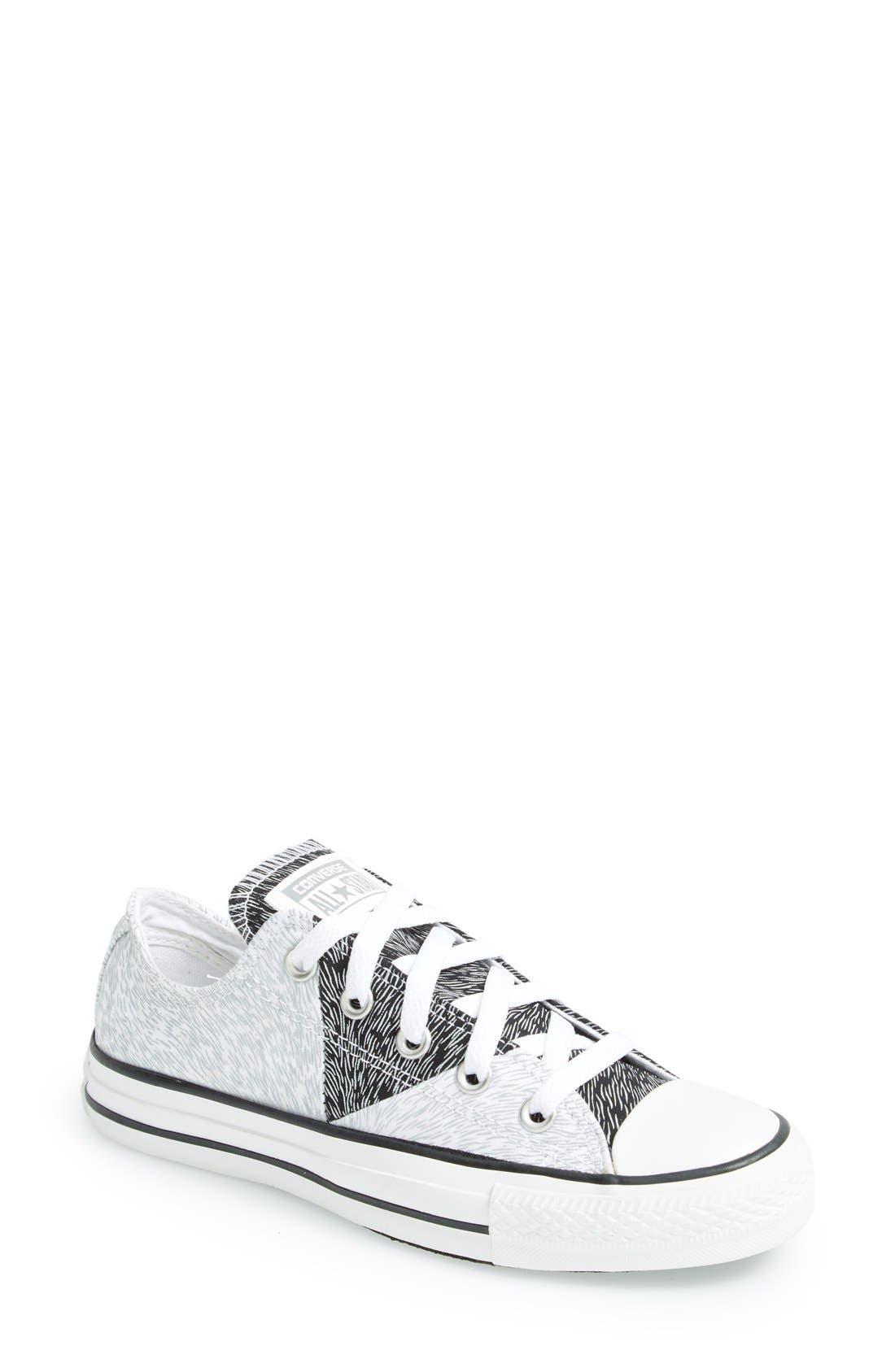 Main Image - Converse Chuck Taylor® All Star® 'Animal Reflect' Sneaker (Women)