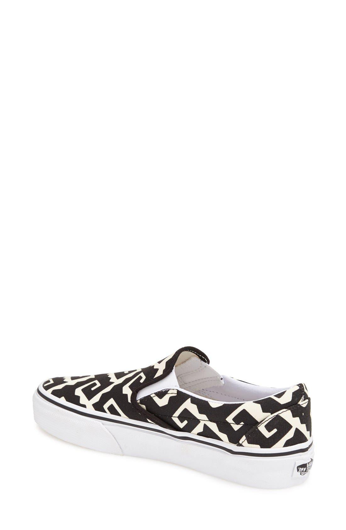 Alternate Image 2  - Vans 'Van Doren - Classic' Slip-On Sneaker (Women)