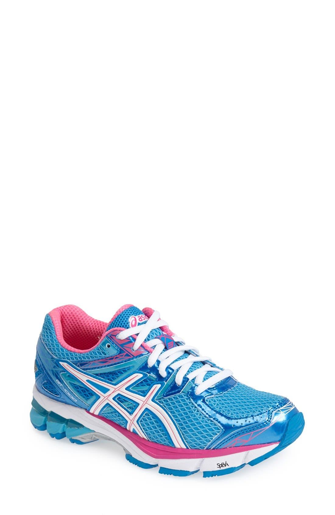 Alternate Image 1 Selected - ASICS® 'GT-1000™ 3' Running Shoe (Women)