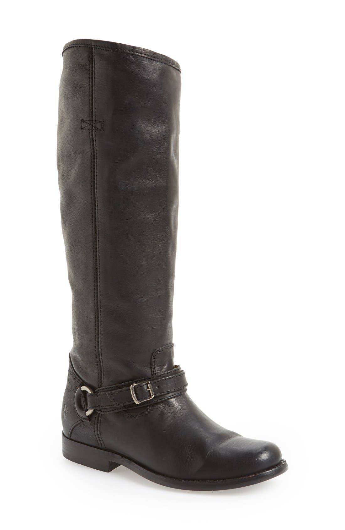 Alternate Image 1 Selected - Frye 'Phillip' Tall Boot (Women)