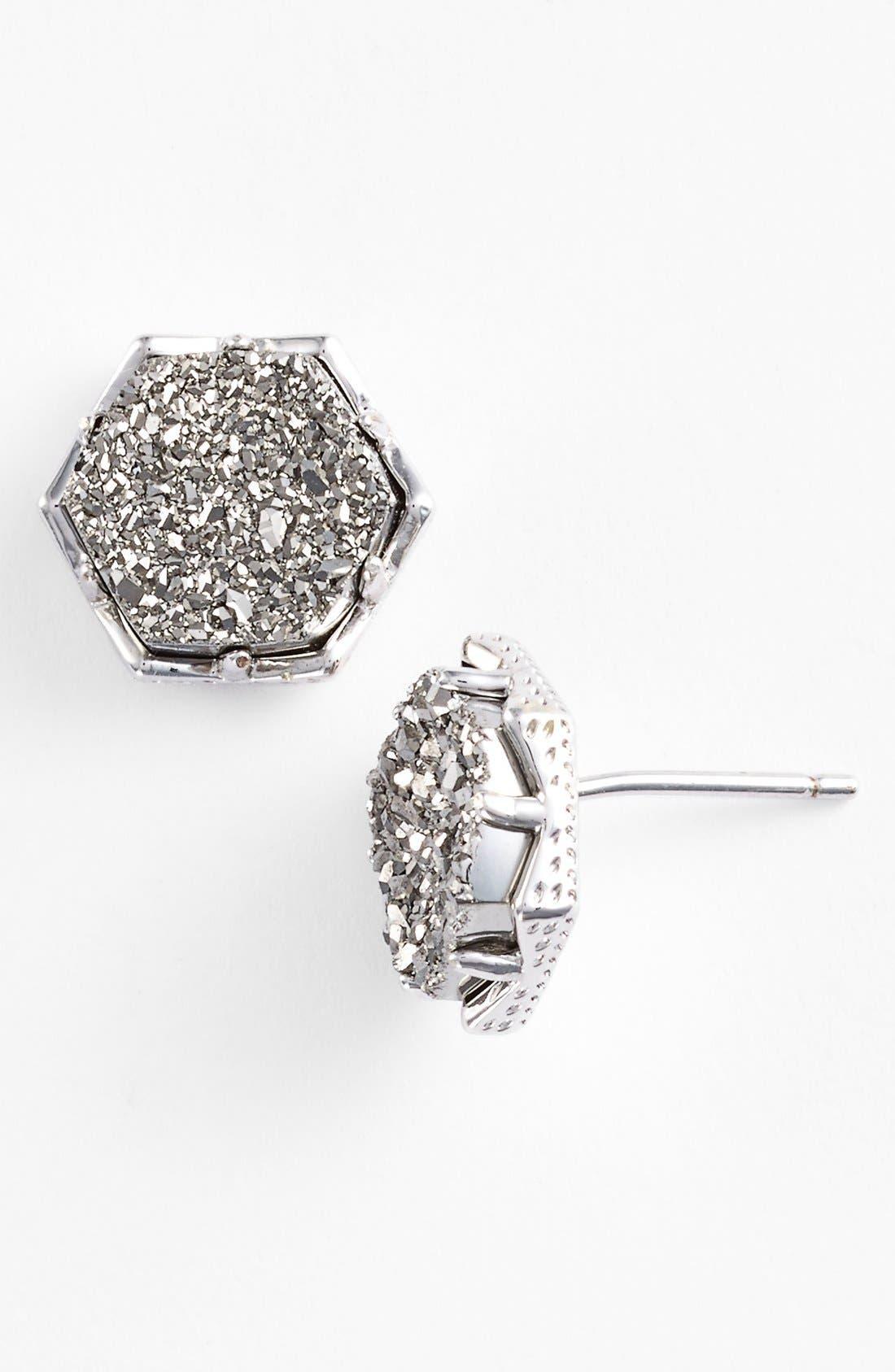 Alternate Image 1 Selected - Kendra Scott 'Macy' Stud Earrings