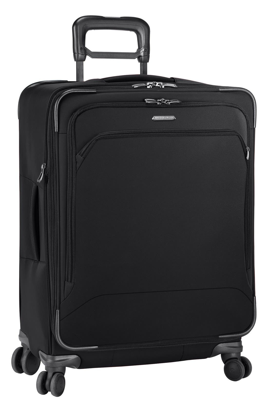 BRIGGS & RILEY 'Transcend' Medium Expandable Wheeled Suitcase