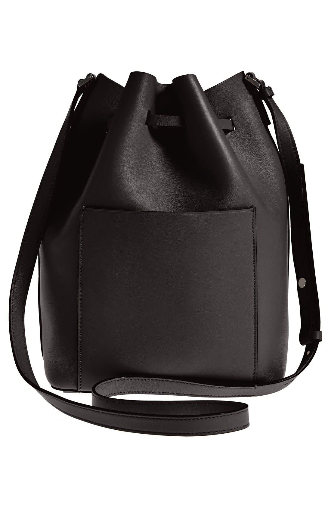 Alternate Image 2  - Michael Kors 'Large Miranda' Leather Bucket Bag