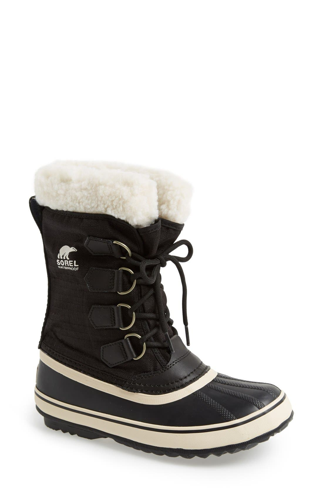 Alternate Image 1 Selected - SOREL 'Winter Carnival' Boot (Women)