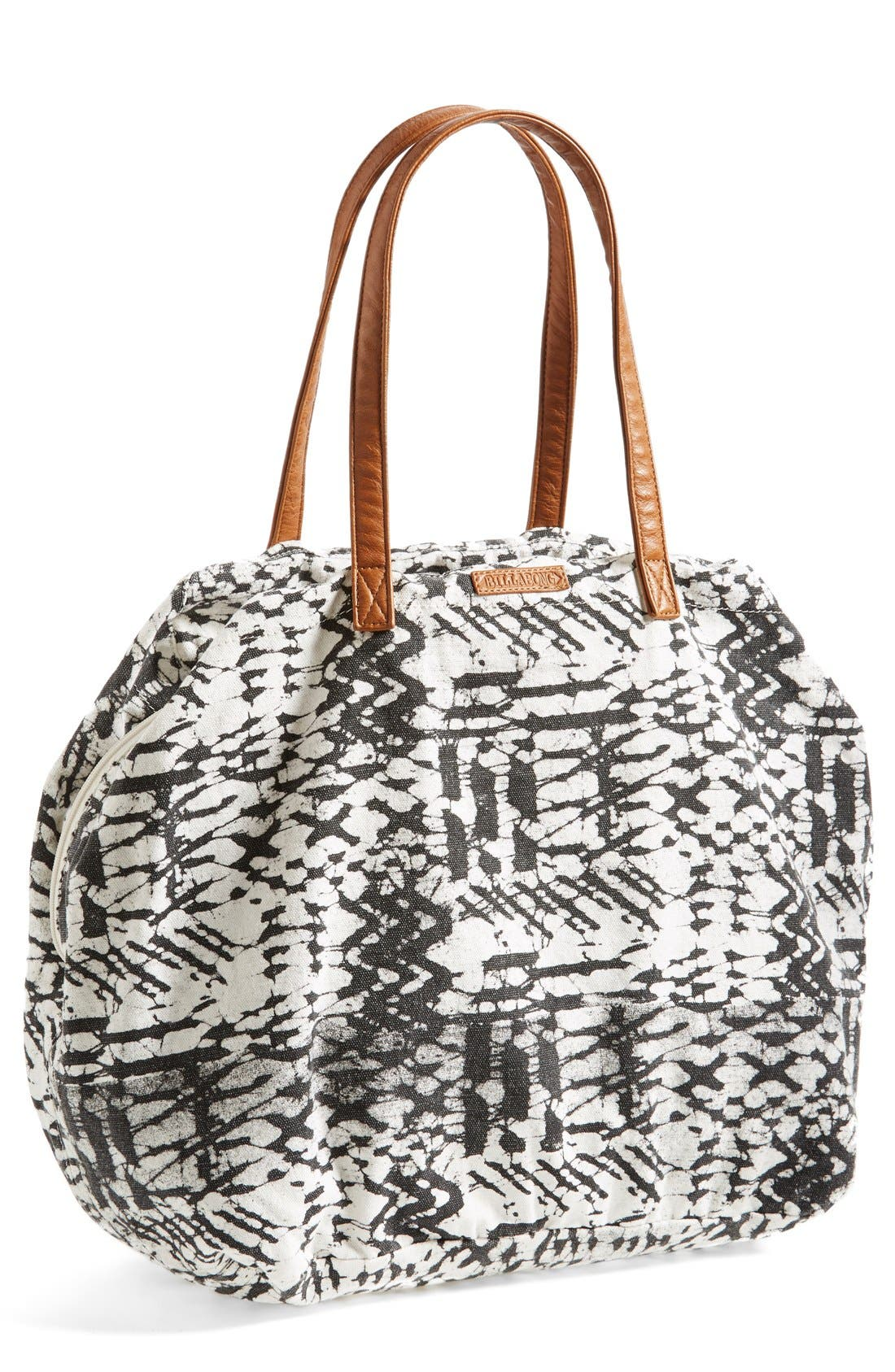 Alternate Image 1 Selected - Billabong 'Morro Solstice' Canvas Tote