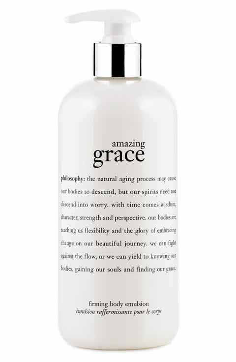 philosophy 'amazing grace' firming body emulsion