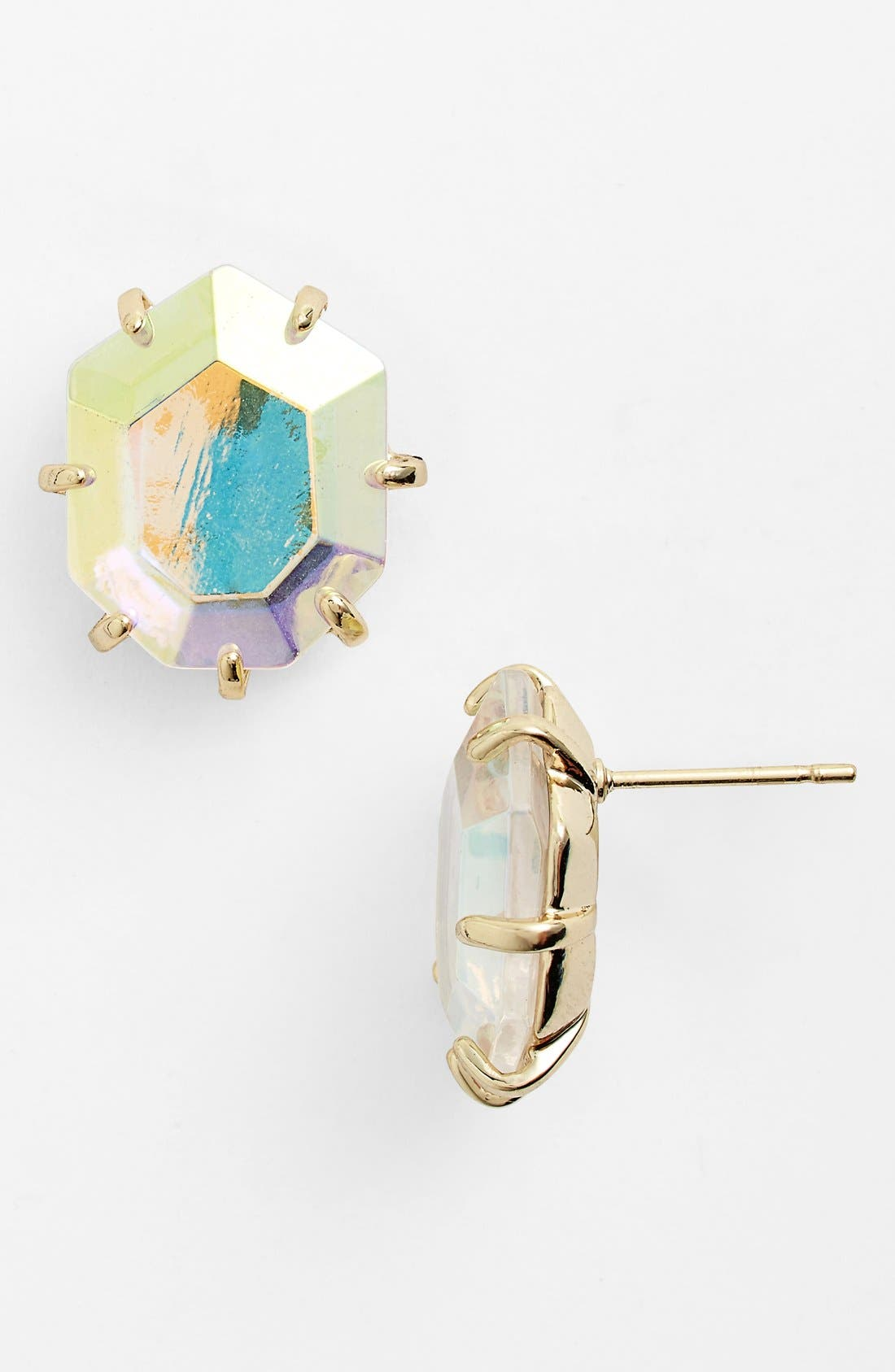 Alternate Image 1 Selected - Kendra Scott 'Morgan' Stud Earring