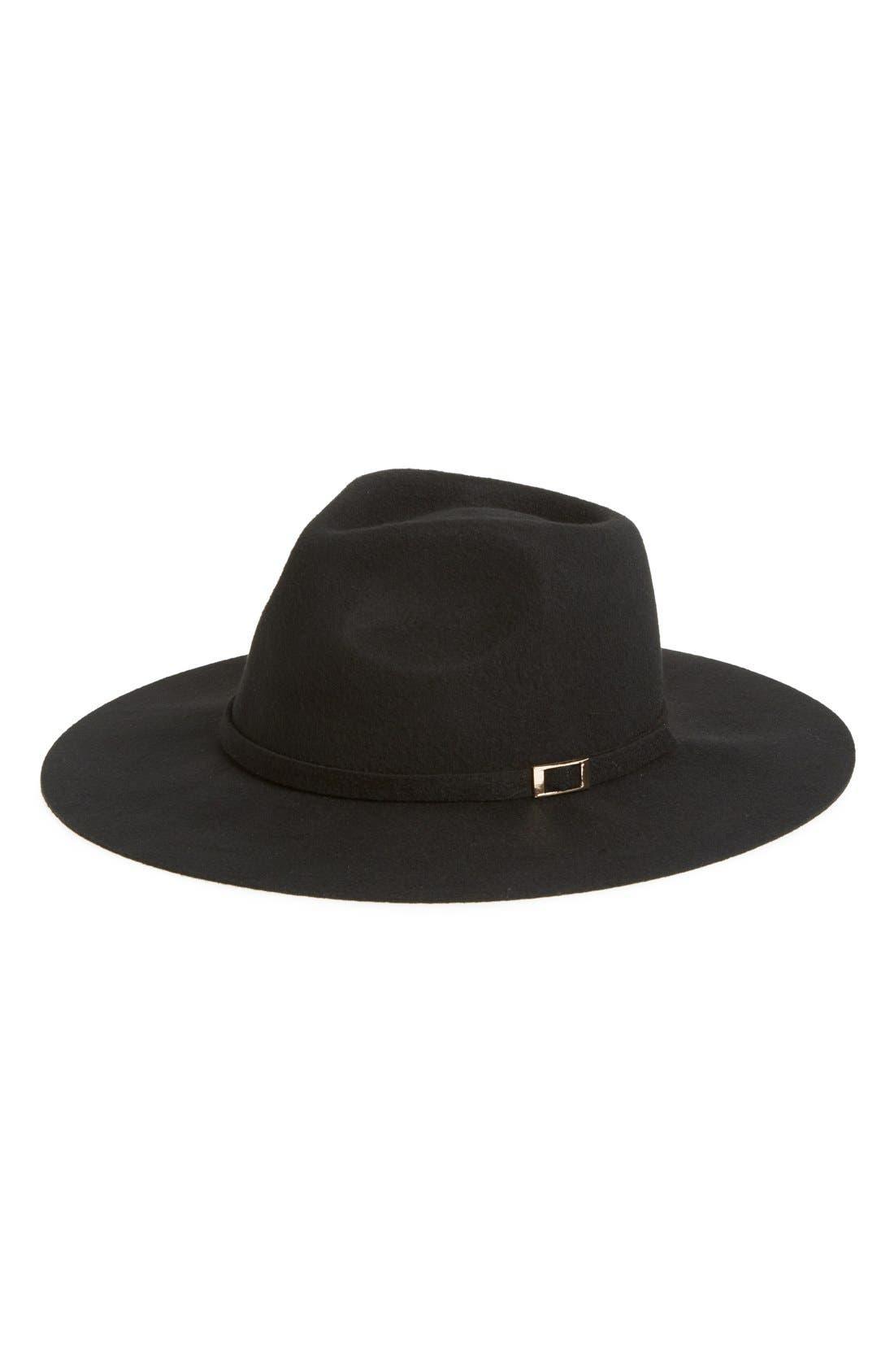 Alternate Image 1 Selected - Shiraleah 'Yves' Wool Hat