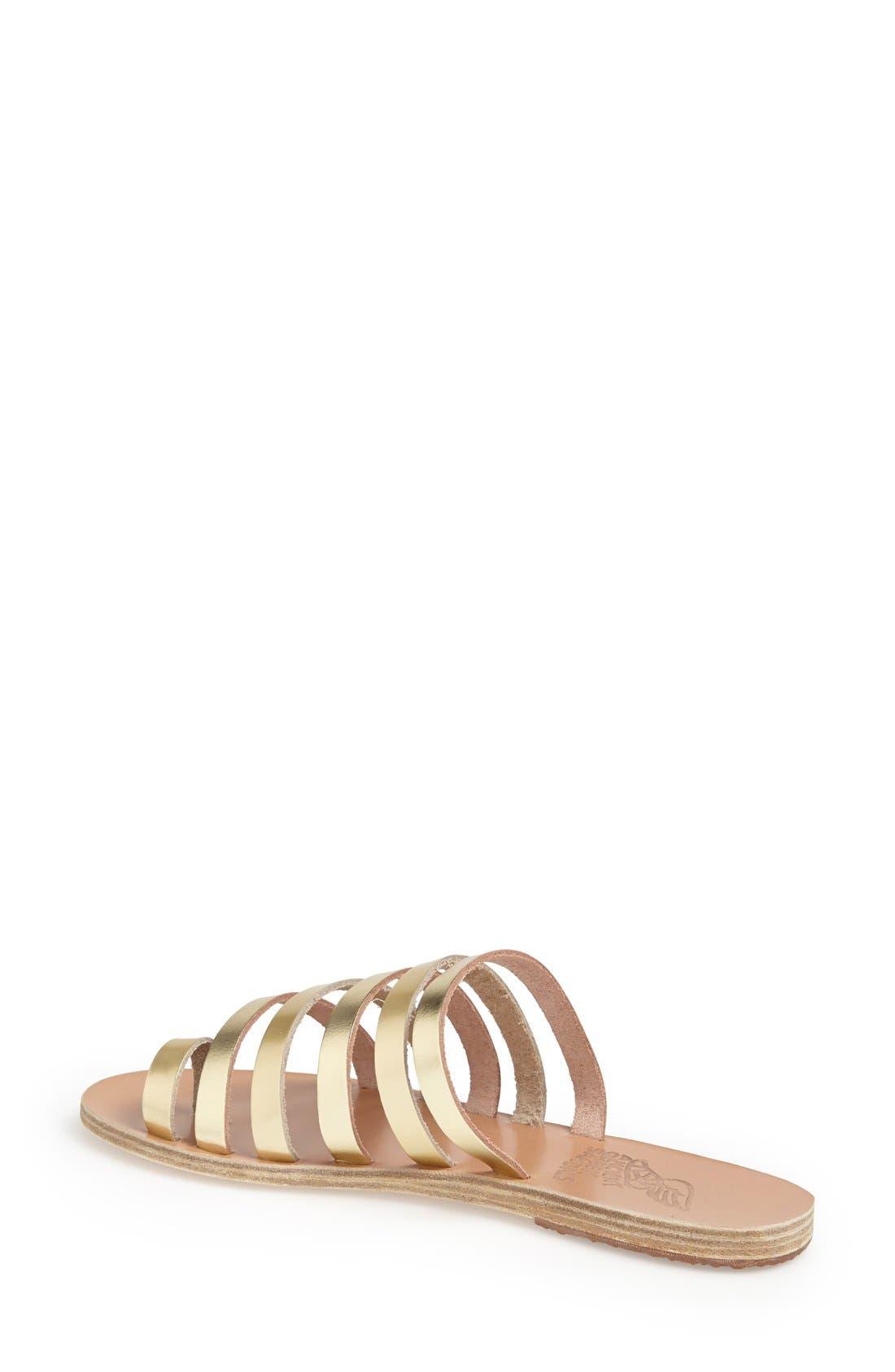 Alternate Image 2  - Ancient Greek Sandals 'Niki' Leather Sandal (Women)