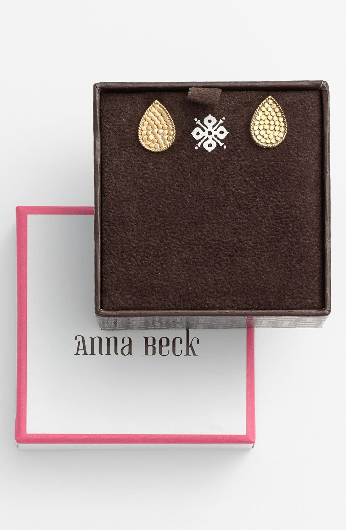 Alternate Image 2  - Anna Beck 'Gili' Boxed Stud Earrings
