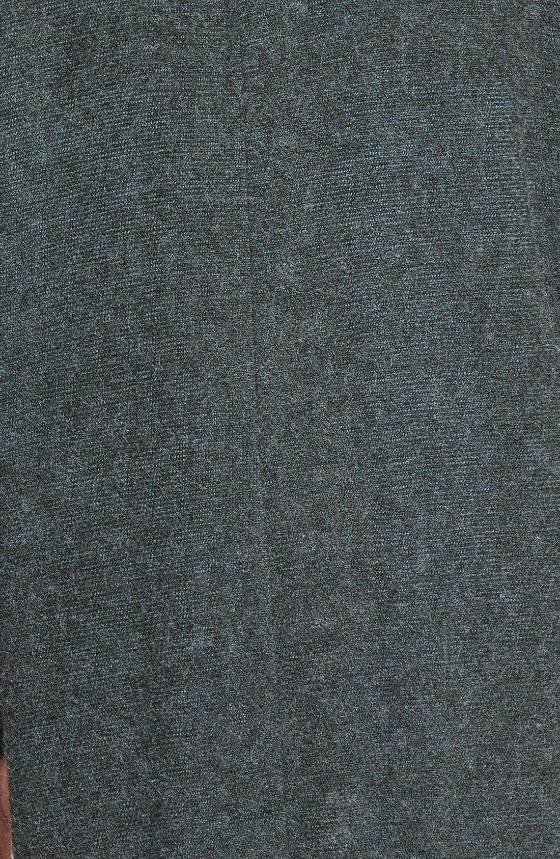 Alternate Image 3  - ASTR Open Front Cardigan