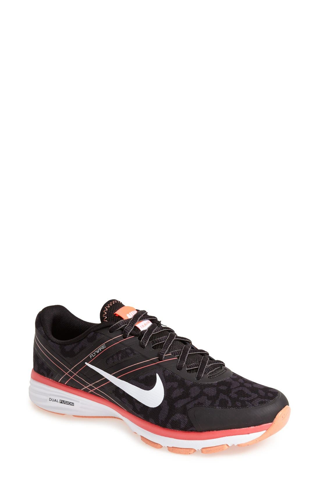 Alternate Image 1 Selected - Nike 'Dual Fusion TR II' Training Shoe (Women)