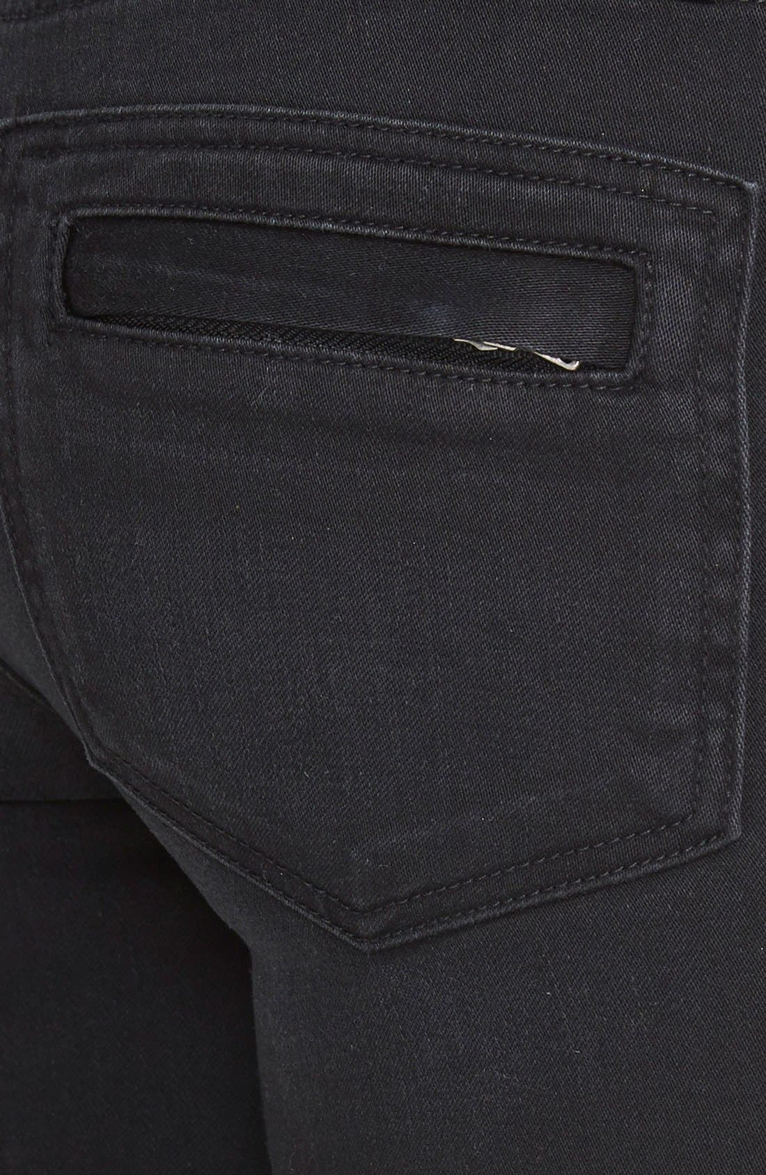 Alternate Image 3  - Paige Denim 'Ollie' Ultra Skinny Jeans (Cleo No Whiskers)