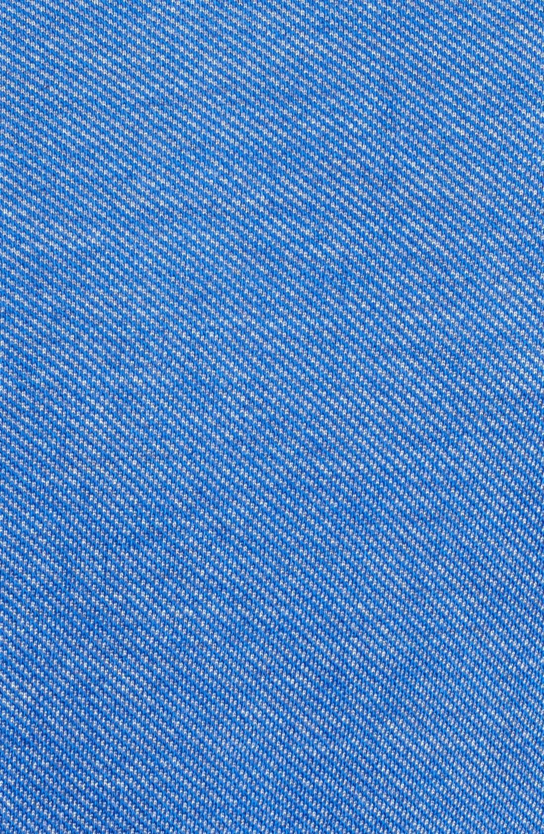 Alternate Image 3  - Tommy Bahama Denim 'Bob Twillin' Island Modern Fit Reversible Half Zip Sweatshirt