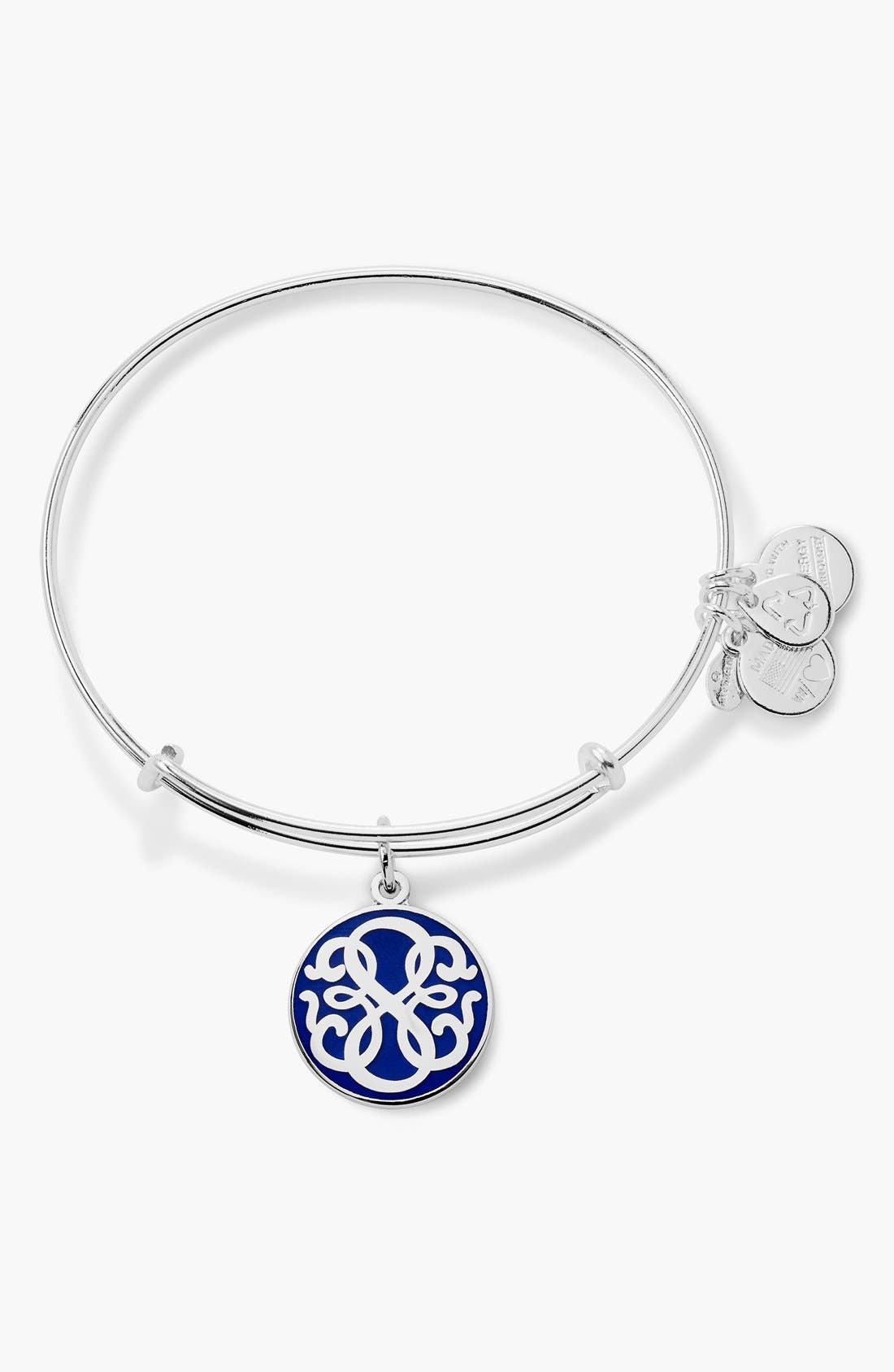 Alternate Image 1 Selected - Alex and Ani 'Path of Life®' Expandable Wire Bangle