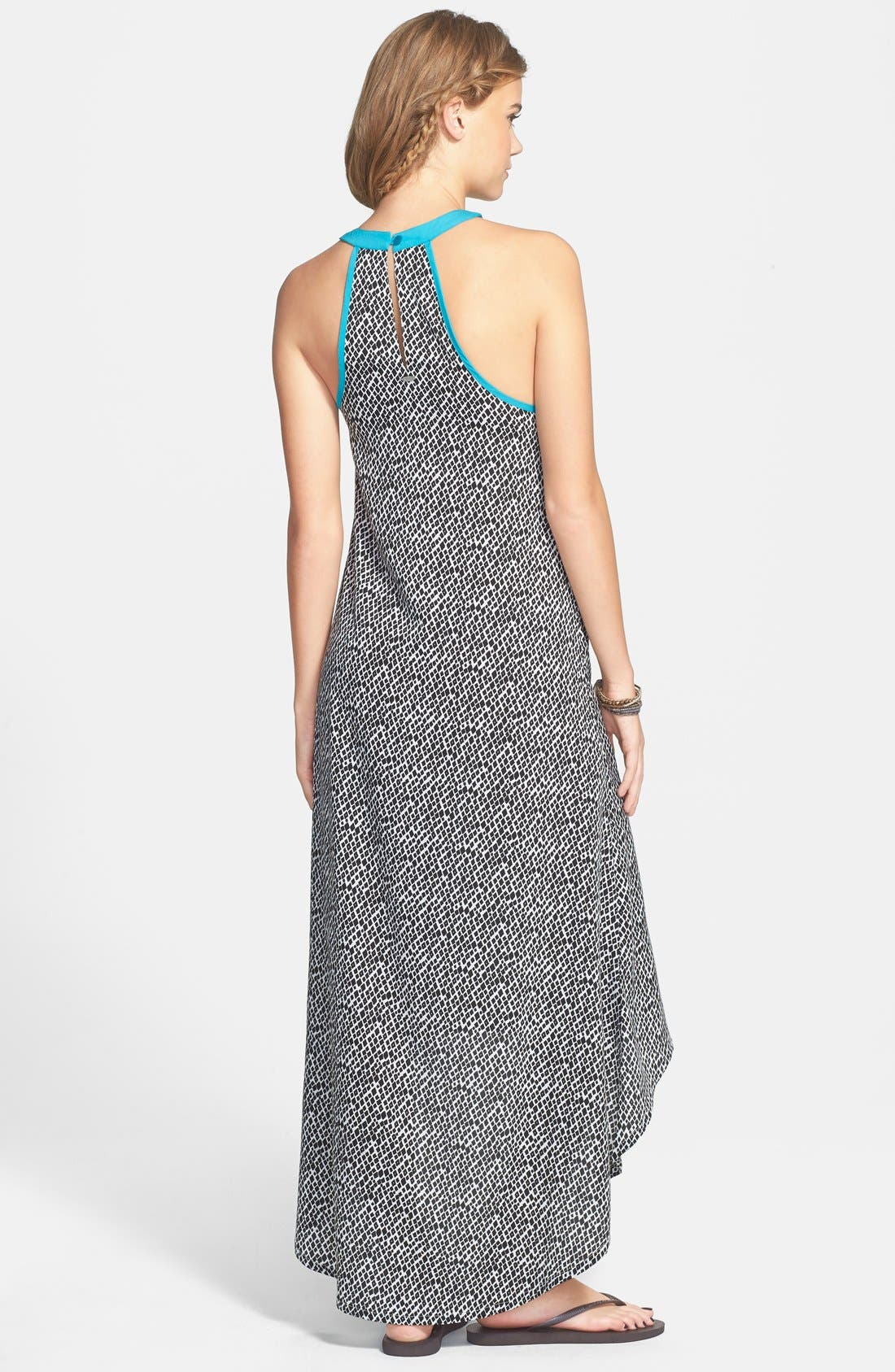 Alternate Image 2  - Rip Curl 'Mystic Tribe' Maxi Dress (Juniors)