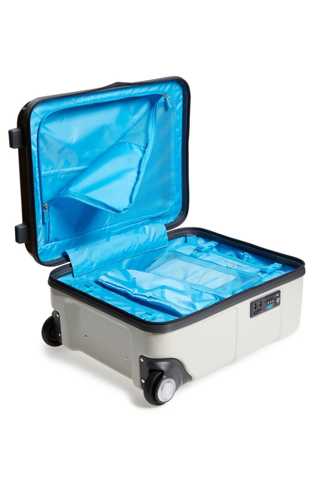 Alternate Image 3  - Flight 001 'Jetmor' Carry On Suitcase