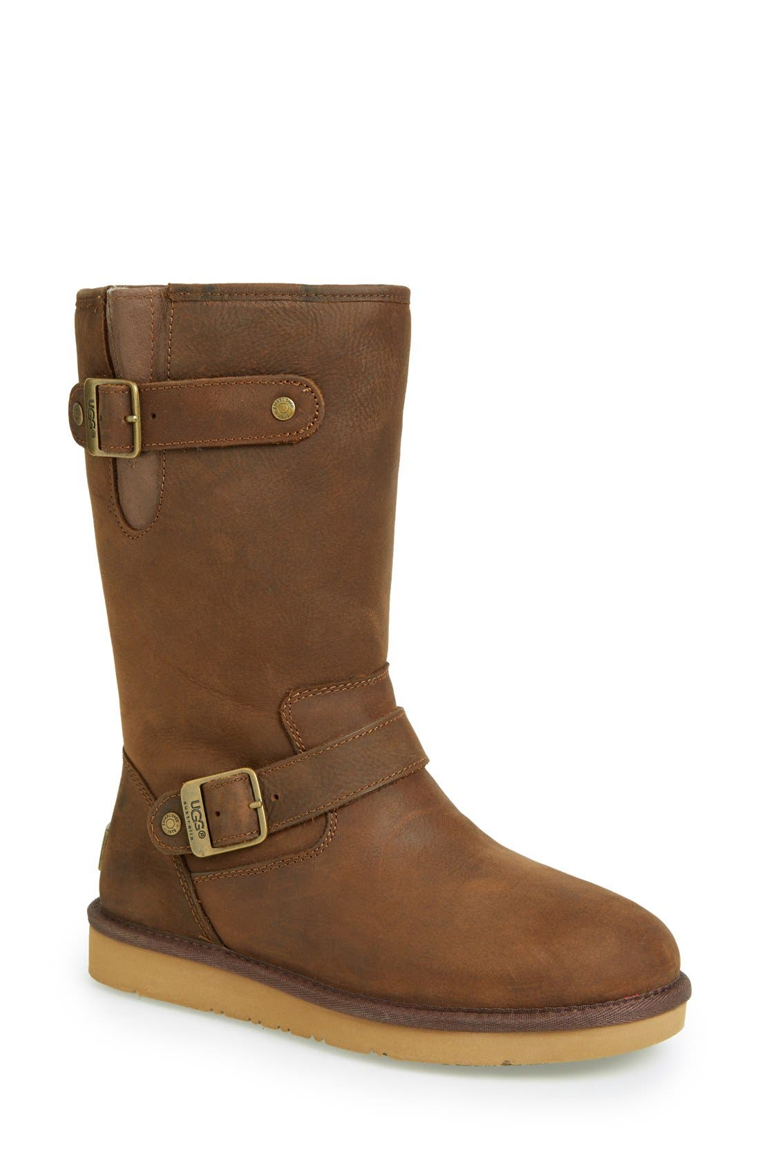 Alternate Image 1 Selected - UGG® Australia 'Sutter' Boot (Women)