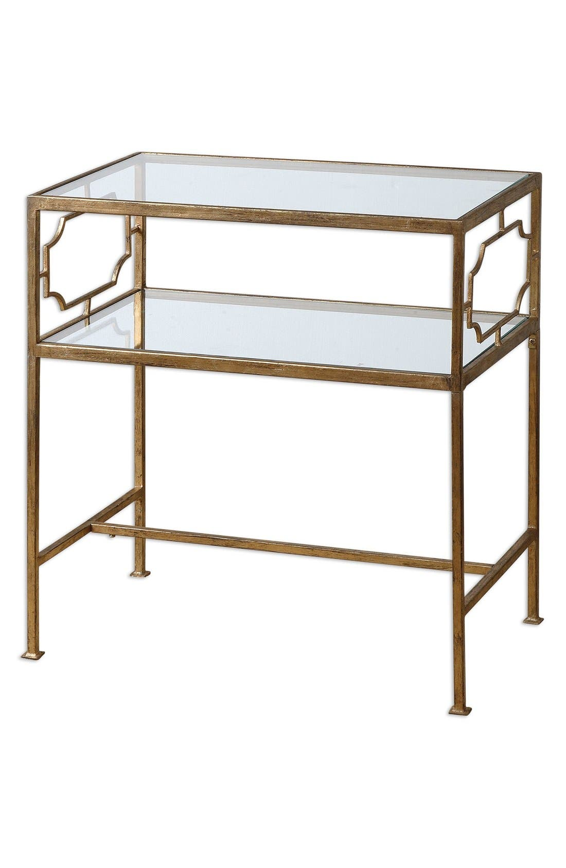 Alternate Image 1 Selected - Uttermost 'Genell' Side Table