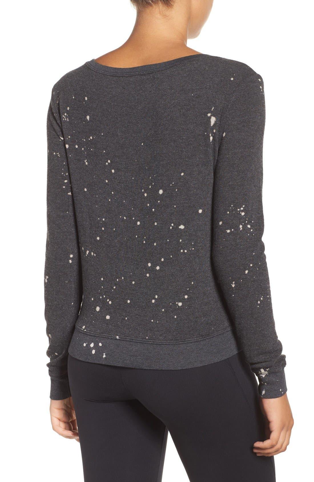 Alternate Image 2  - Spiritual Gangster Constellation Savasana Sweatshirt