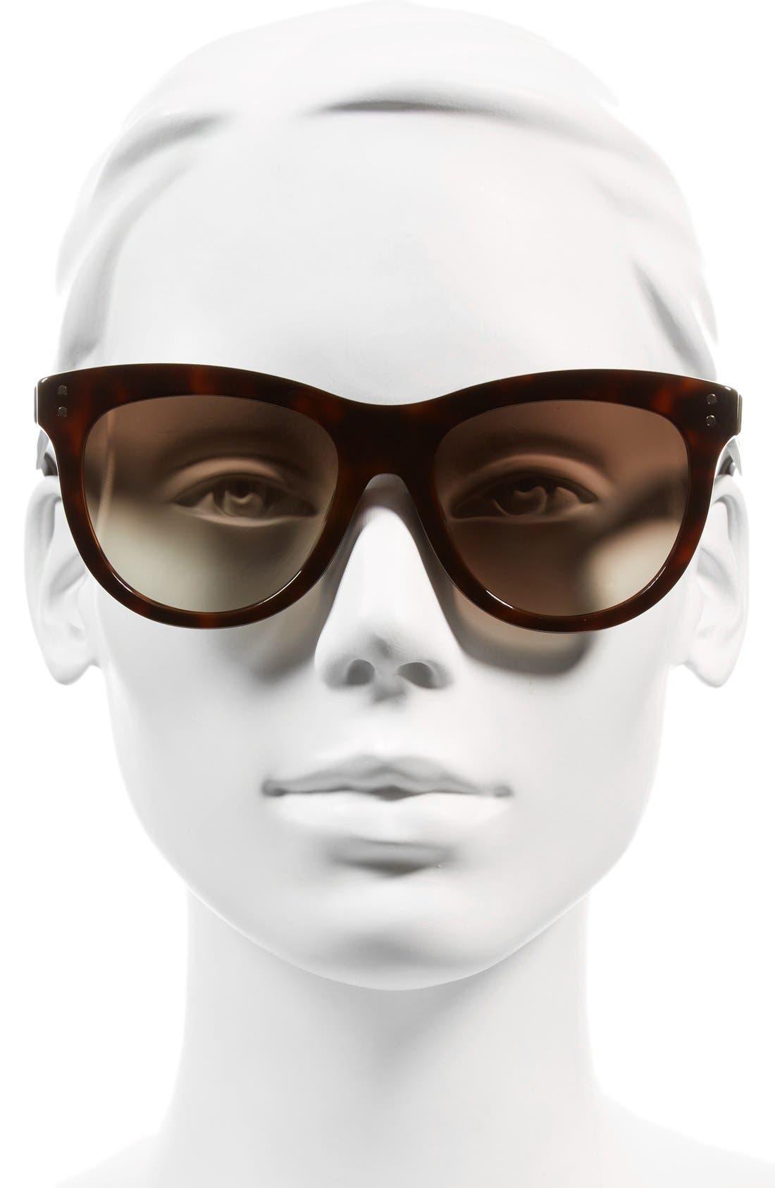 Alternate Image 2  - MARC JACOBS 54mm Sunglasses