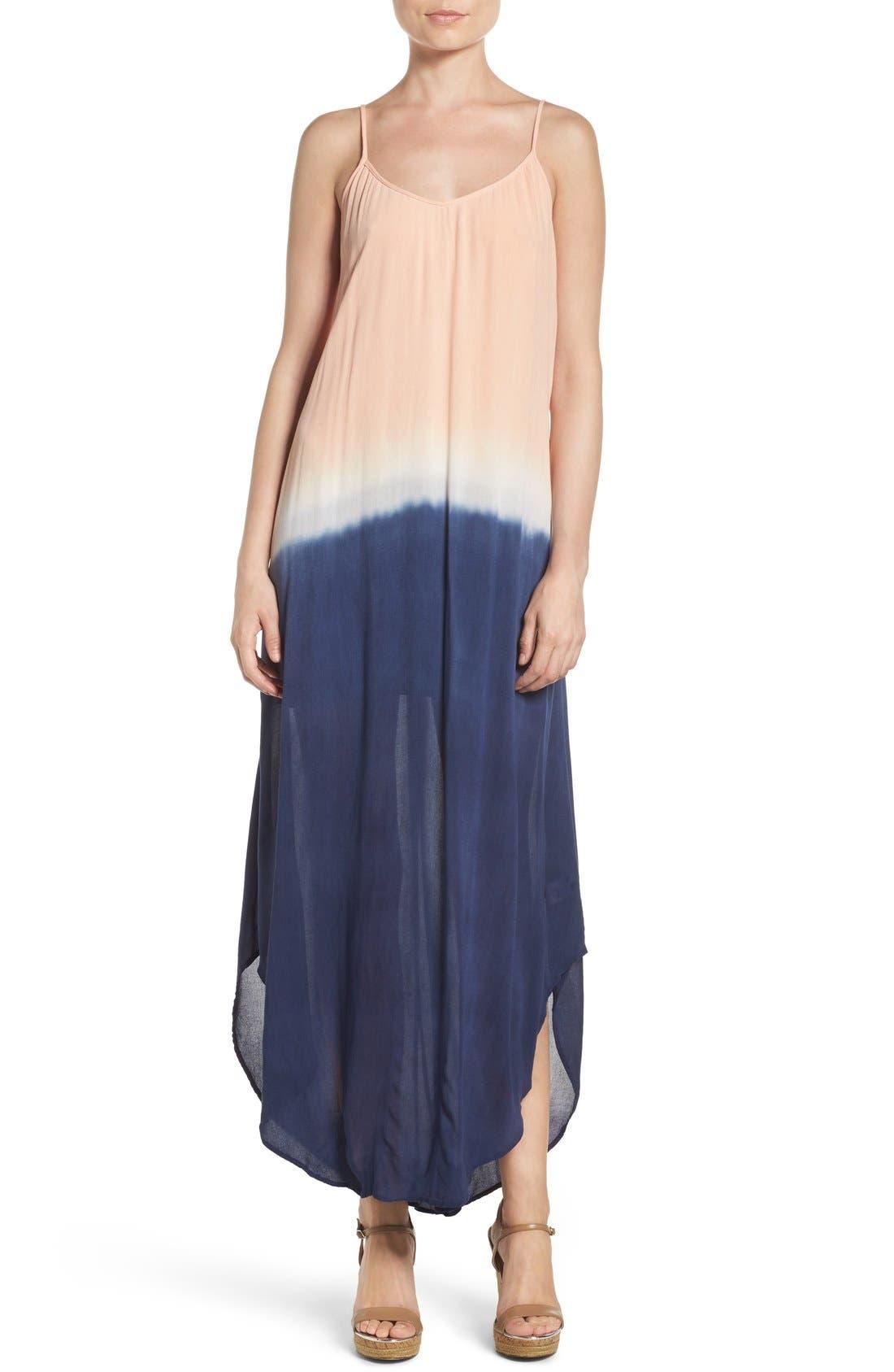 Main Image - Fraiche by J Maxi Dress