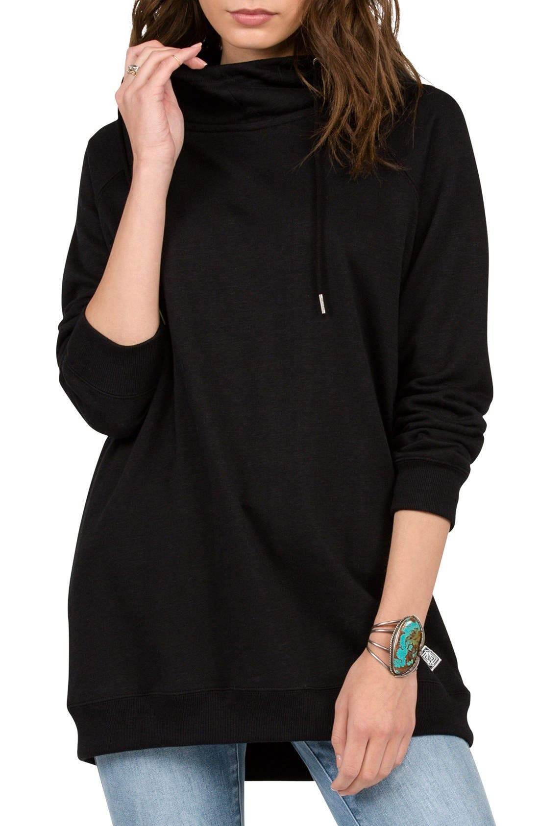 Alternate Image 1 Selected - Volcom Lived In Pullover