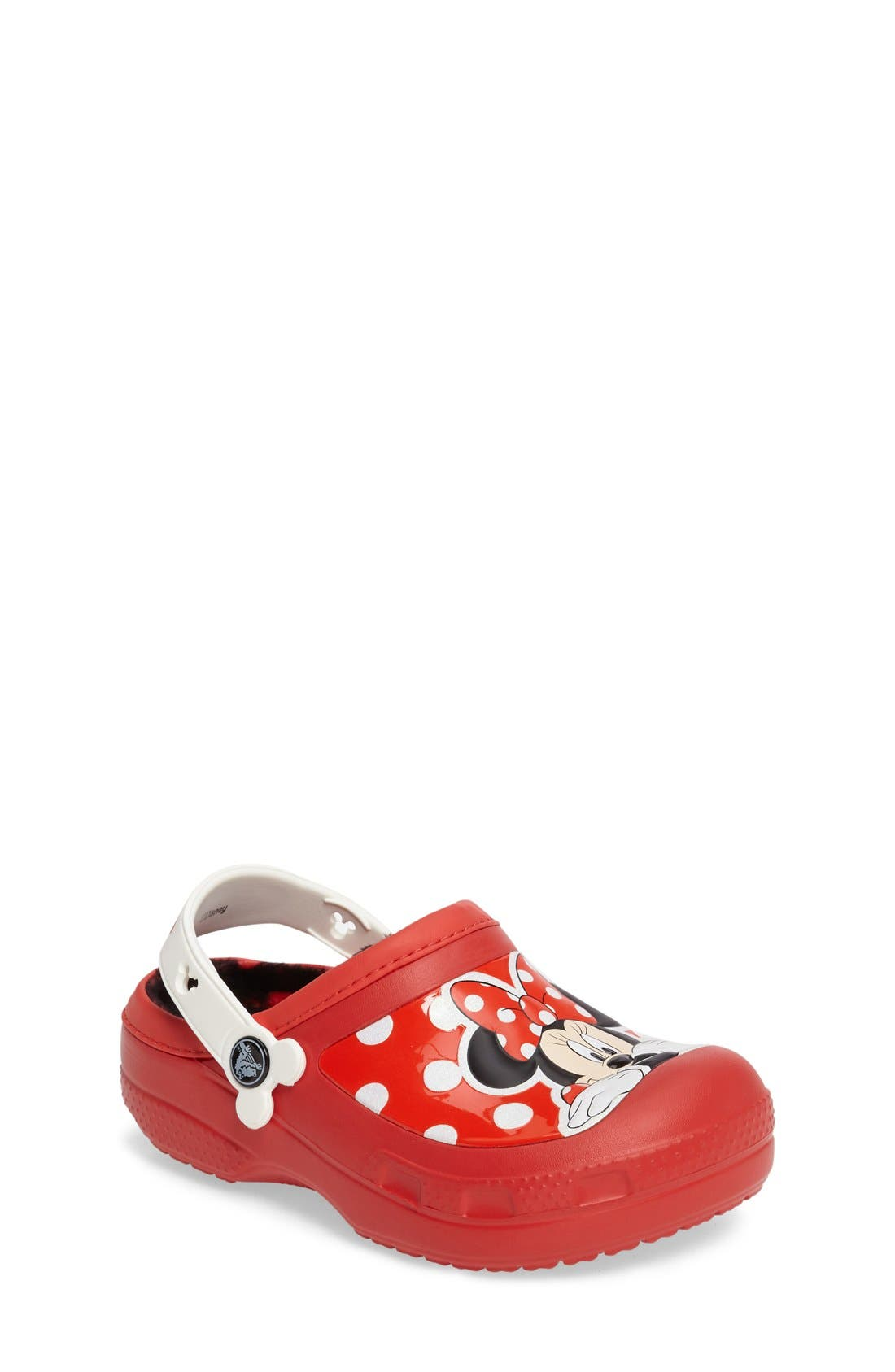 CROCS™ - Disney® Minnie Mouse Lined Clog