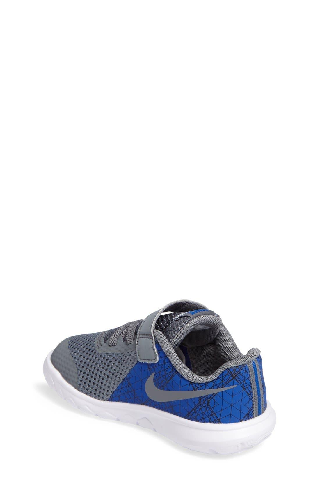 Alternate Image 2  - Nike Flex Experience 5 Sneaker (Baby, Walker & Toddler)