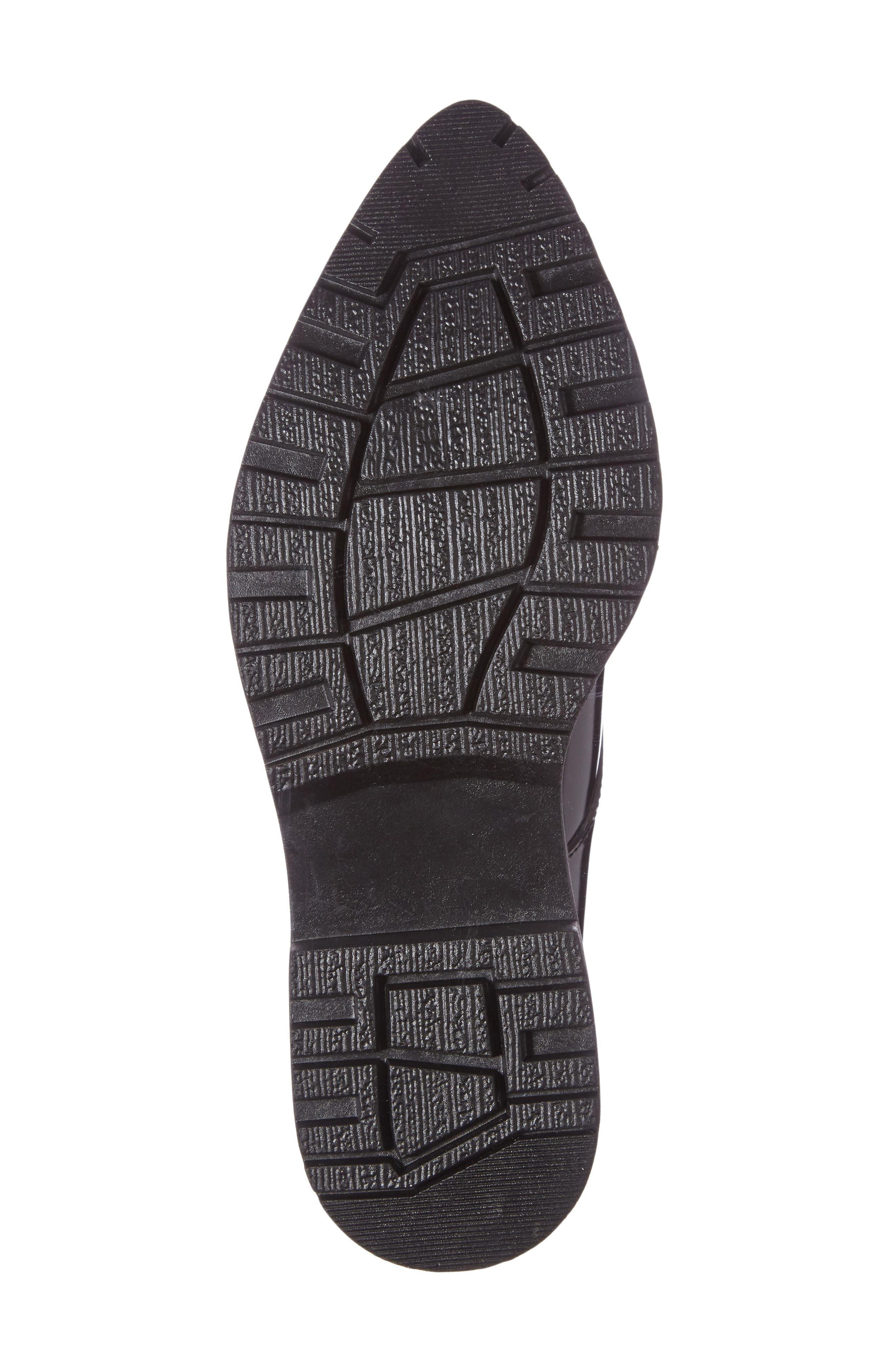 Alternate Image 4  - Jeffrey Campbell Bardem Pointy Toe Platform Oxford (Women)