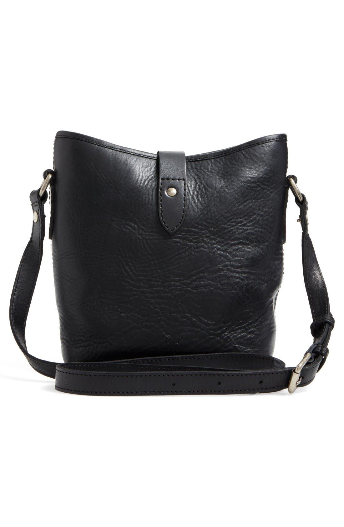 Alternate Image 2  - Frye Amy Leather Crossbody Bag