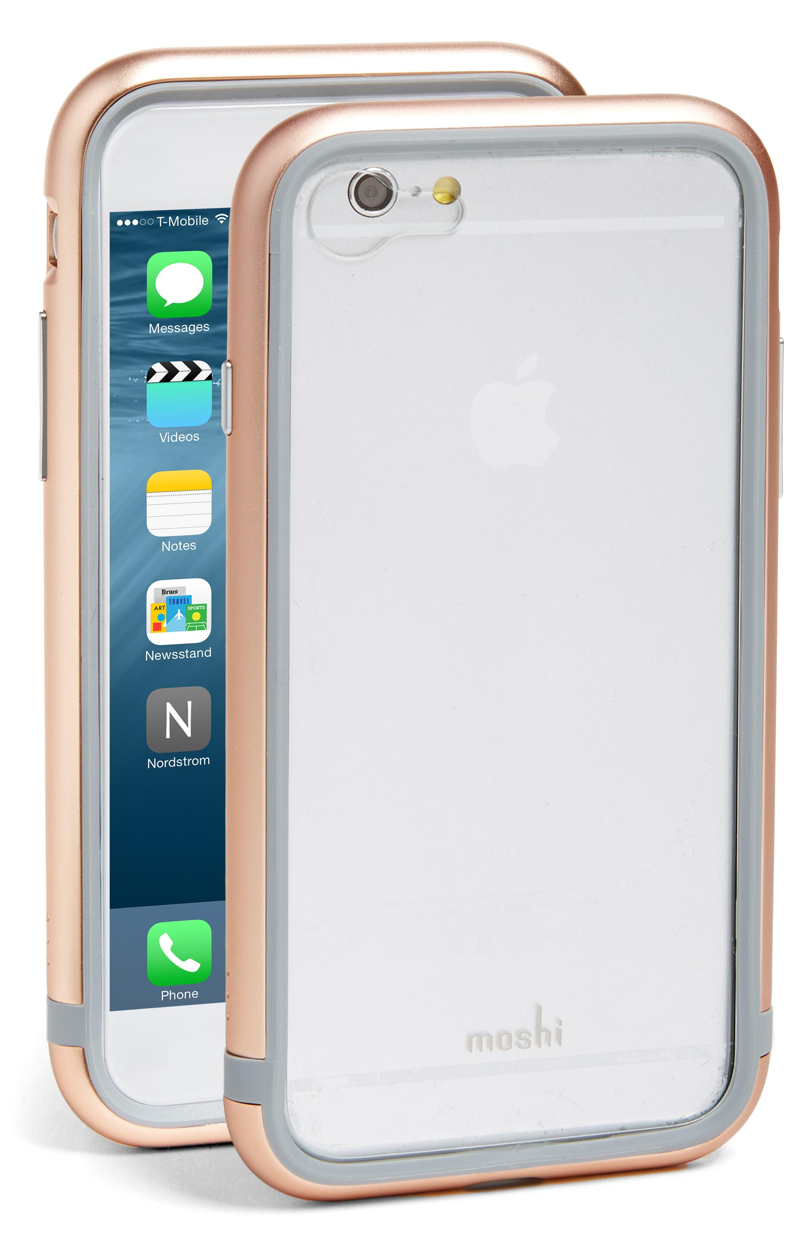 Moshi Metal Bumper iPhone 7 Case