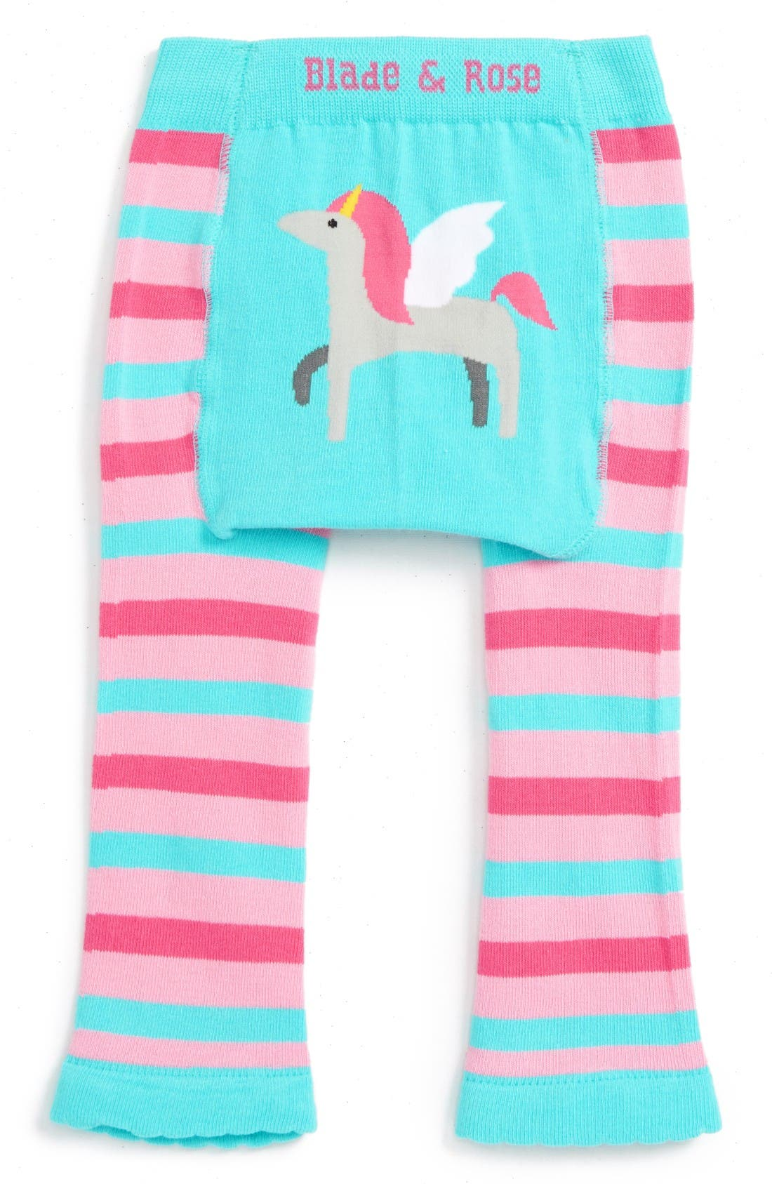 BLADE & ROSE Unicorn Stripe Leggings