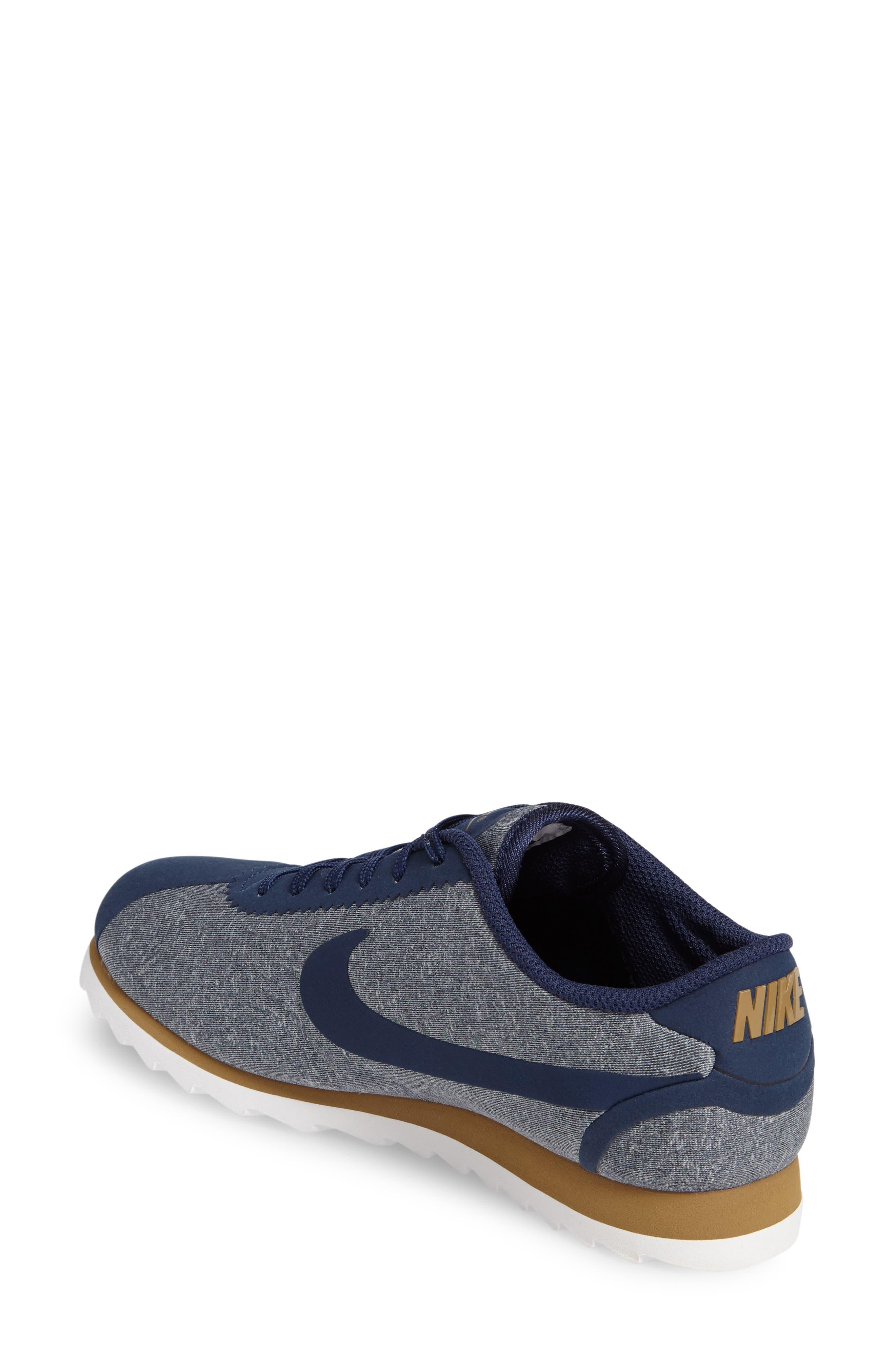Alternate Image 2  - Nike Cortez Ultra SE Sneaker (Women)