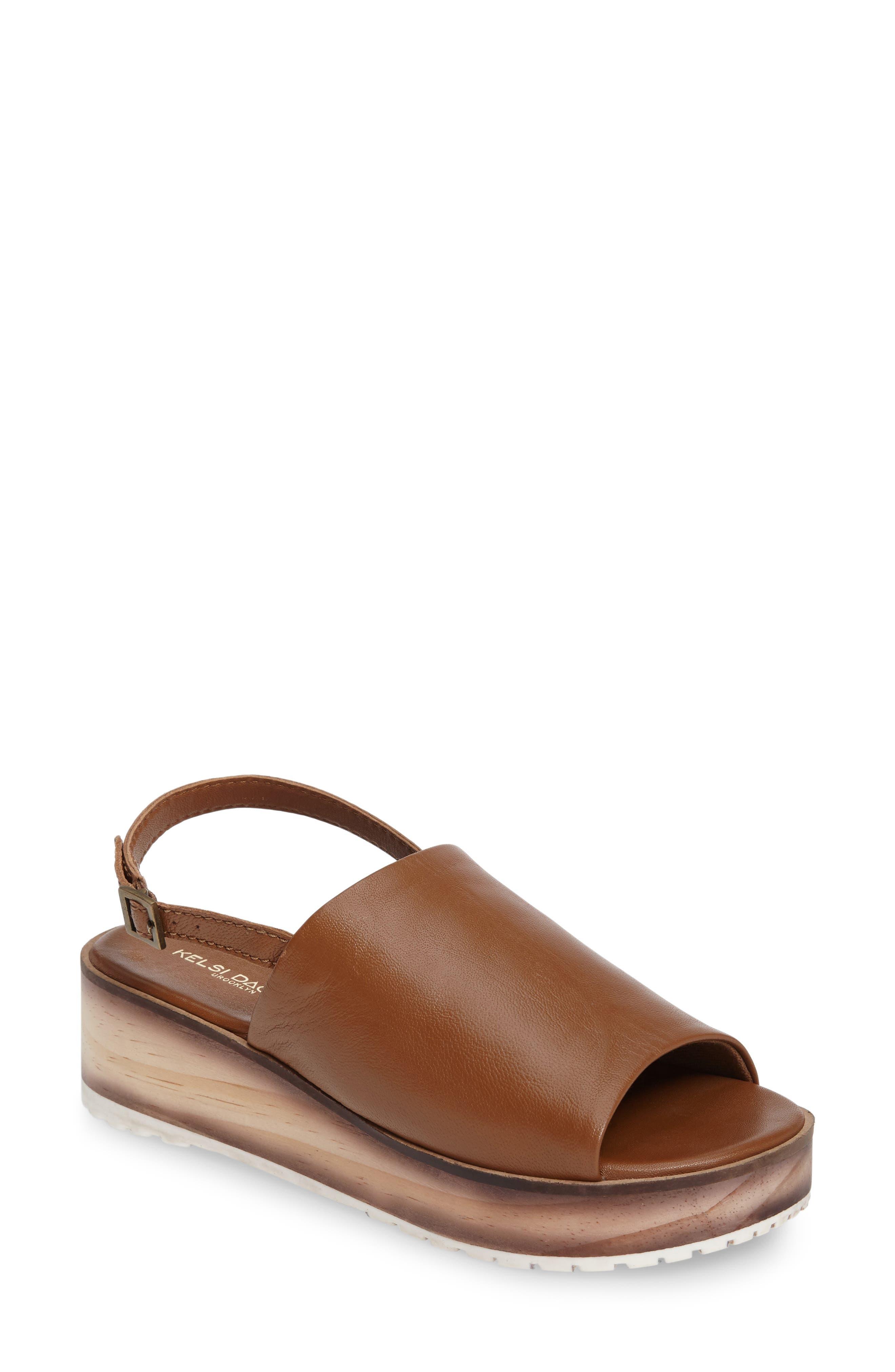 KELSI DAGGER BROOKLYN Dumont Slingback Sandal