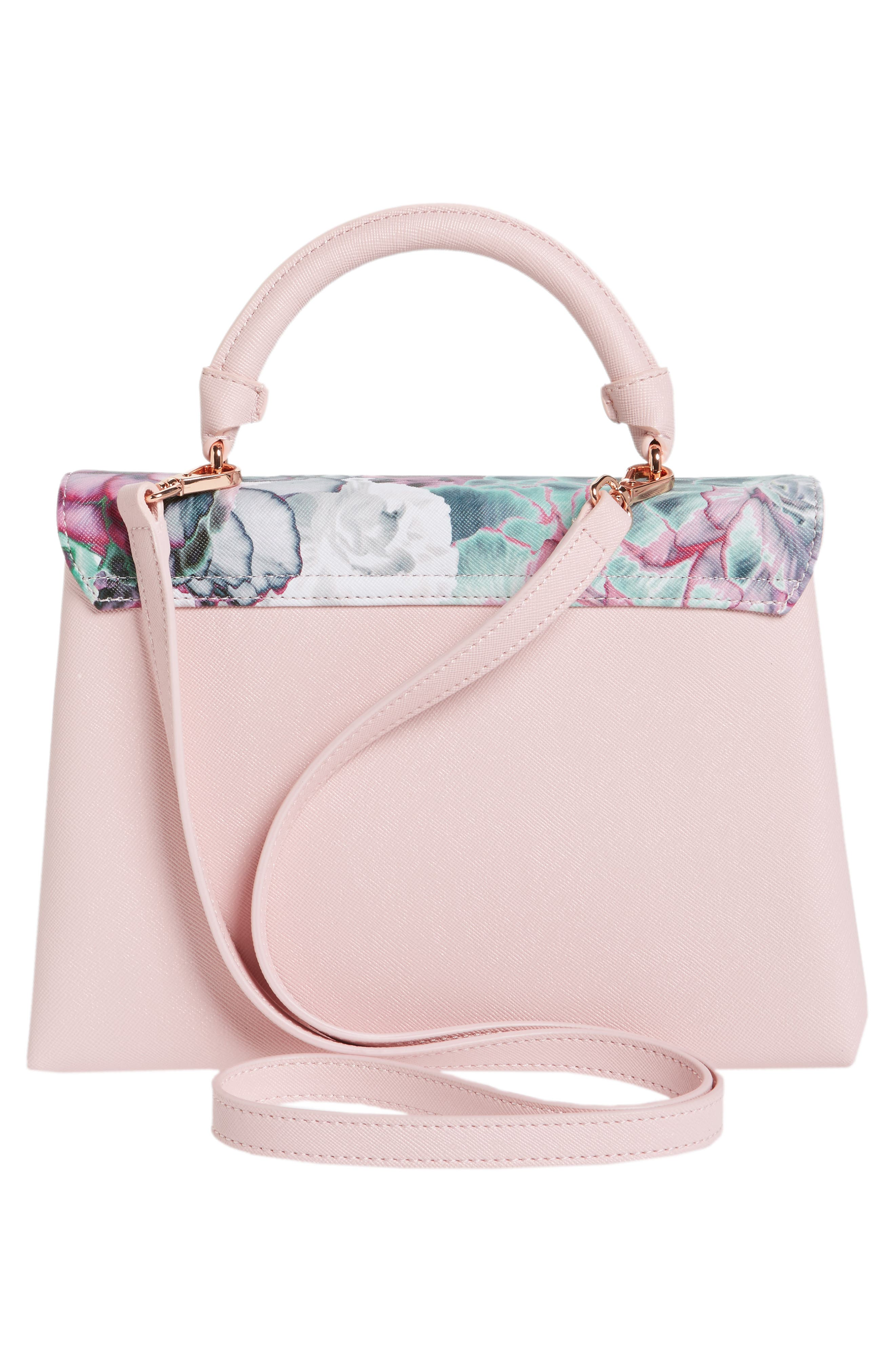 Alternate Image 3  - Ted Baker London Illuminated Bloom Crossbody Bag