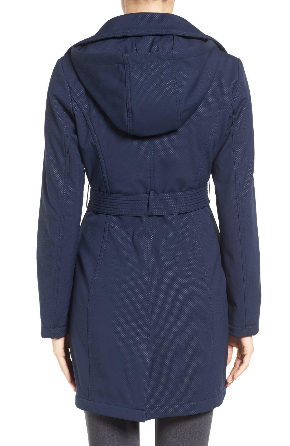 Alternate Image 2  - Jessica Simpson Trench Coat