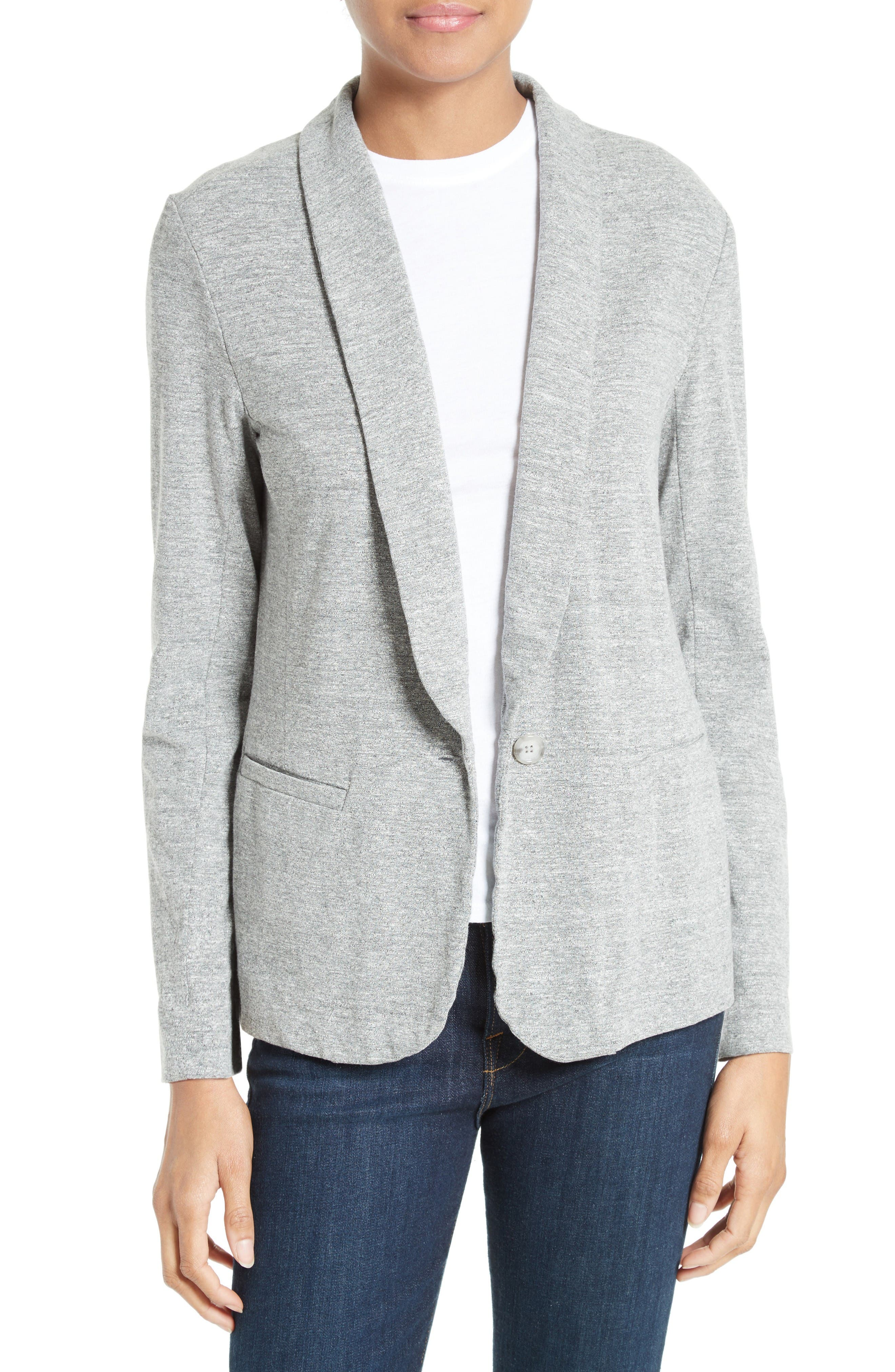 Soft Joie Korrolina Jersey One-Button Jacket